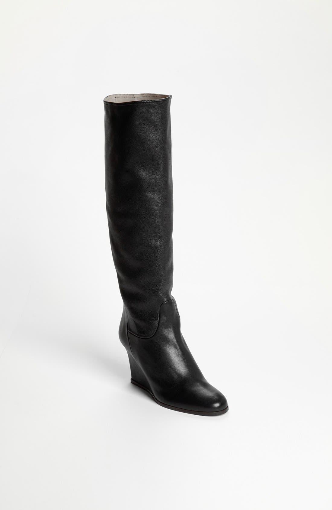 Alternate Image 1 Selected - Lanvin Wedge Boot