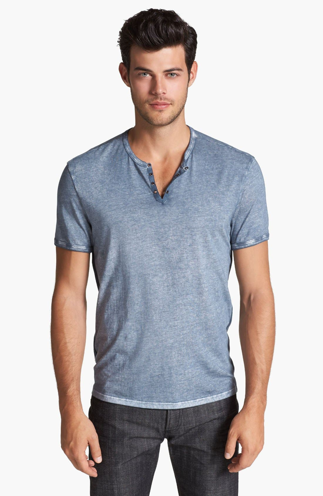 Alternate Image 1 Selected - John Varvatos Star USA Henley