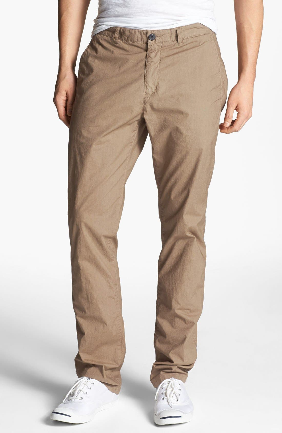 Main Image - Theory 'Raffi T. Surin' Slim Fit Chinos