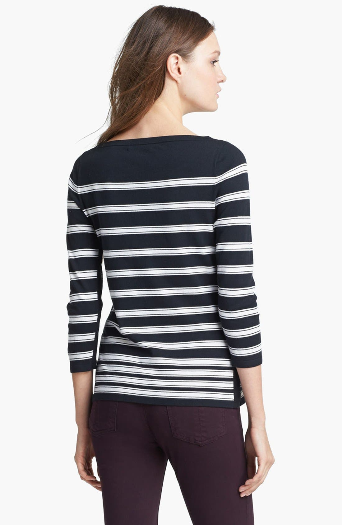 Alternate Image 3  - rag & bone 'Sara' Stripe Knit Top