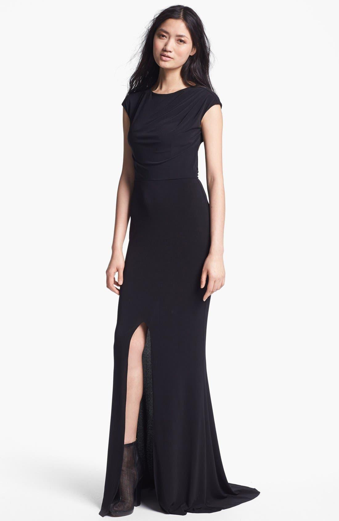 Alternate Image 1 Selected - Rachel Zoe 'Adriana' Mermaid Maxi Dress