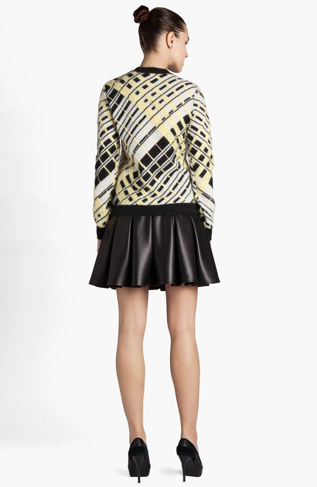Alternate Image 2  - MSGM Geometric Print Sweater