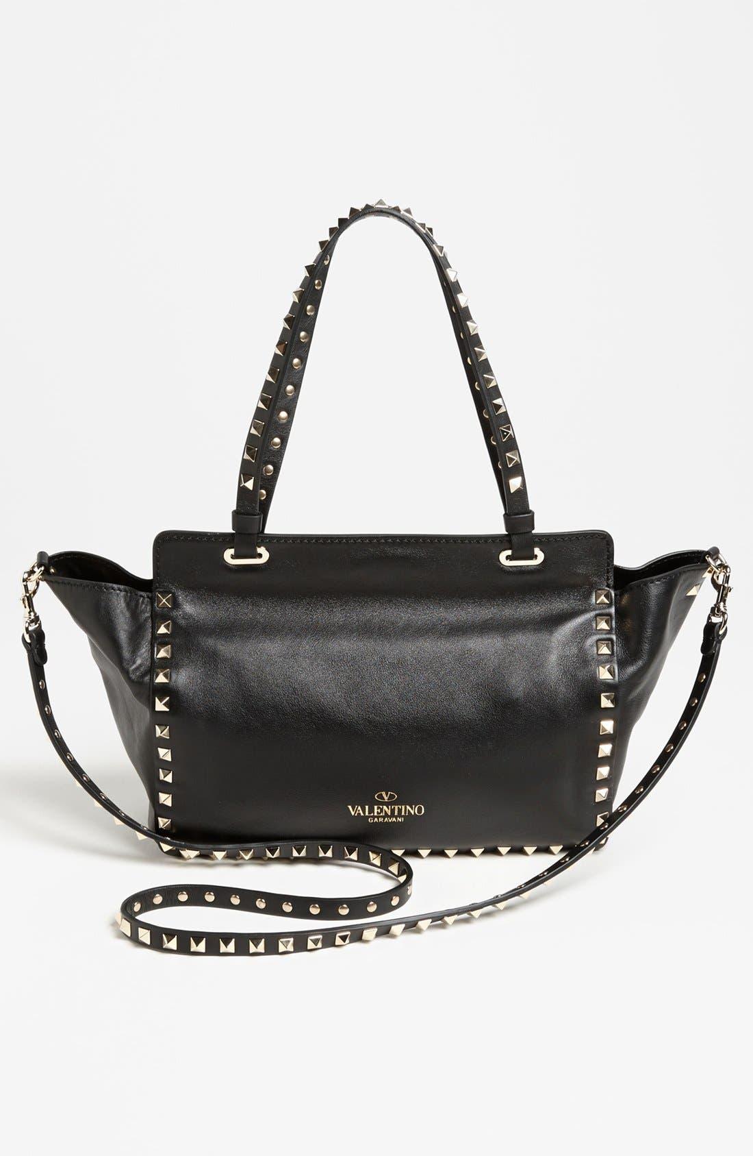 Alternate Image 4  - Valentino 'Rockstud - Mini' Crossbody Bag