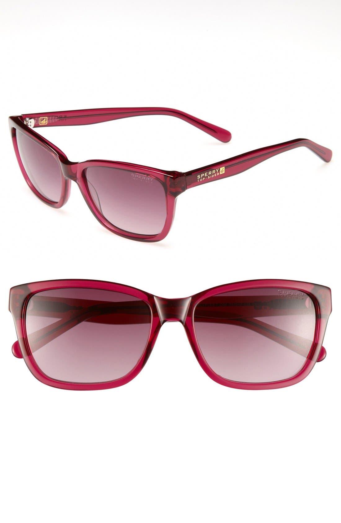 Alternate Image 1 Selected - Sperry Top-Sider® 'Wellfleet' 55mm Sunglasses (Online Only)