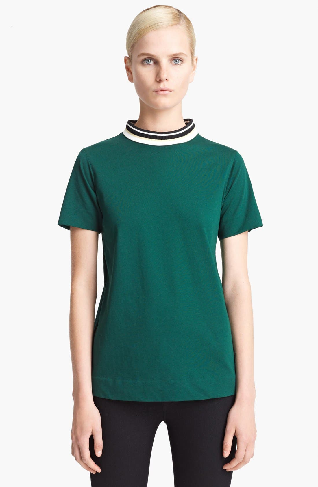 Alternate Image 1 Selected - Marni Jersey Knit Top