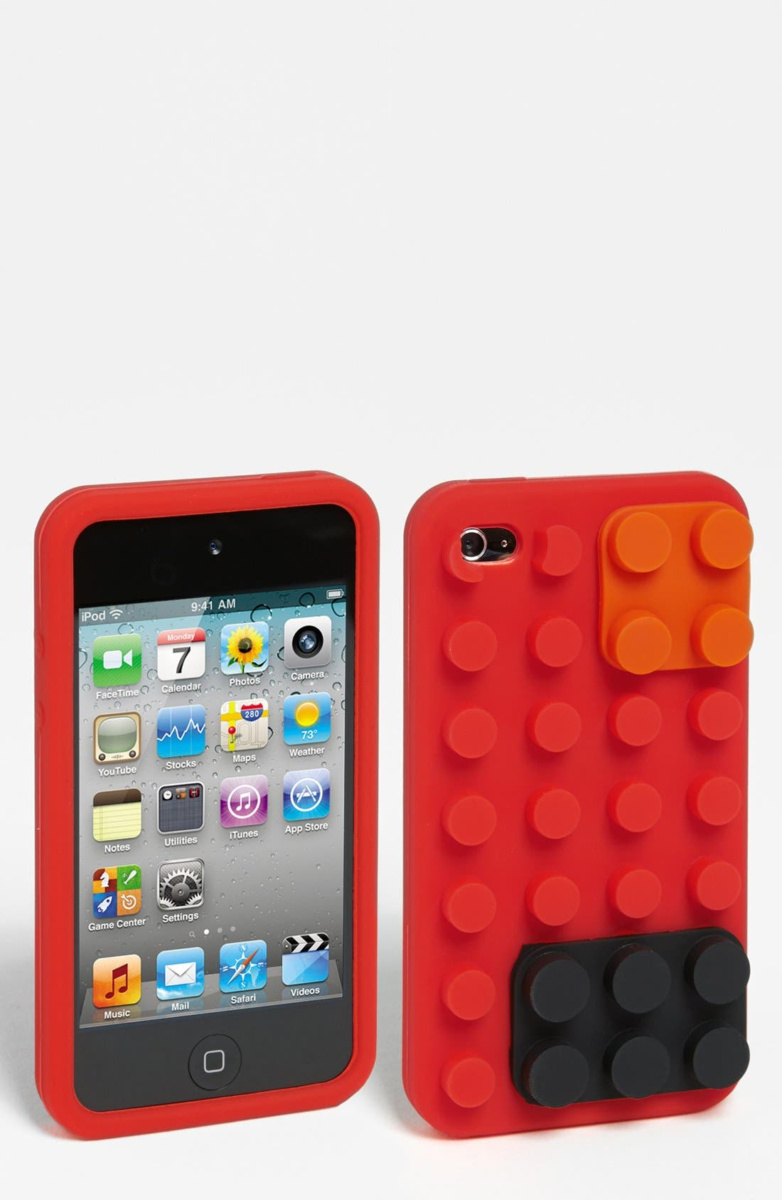 Alternate Image 1 Selected - ICover 'Blocks' iPod Touch 4 Case