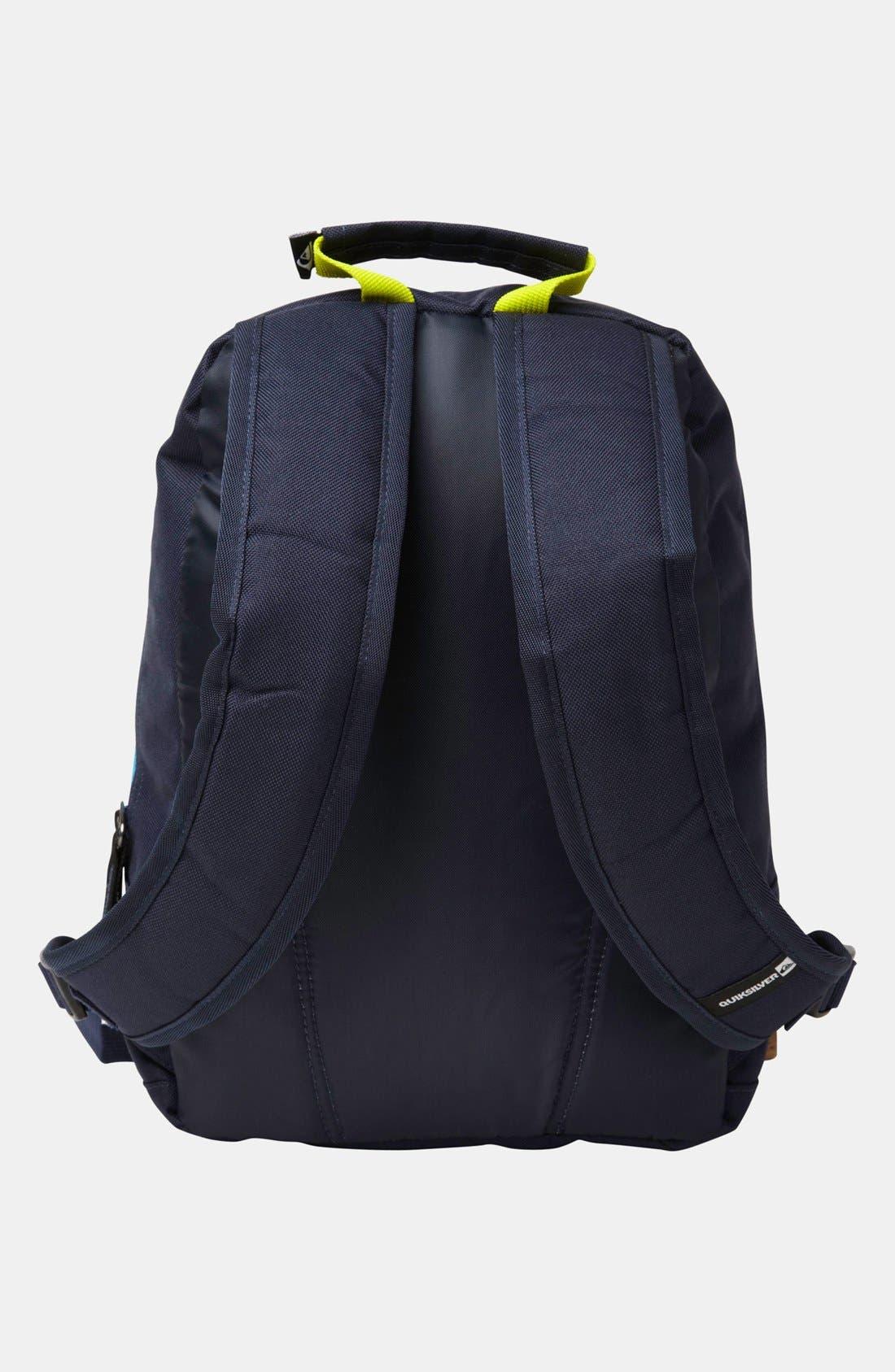 Alternate Image 5  - Quiksilver 'Ankle Biter B' Backpack (Boys)