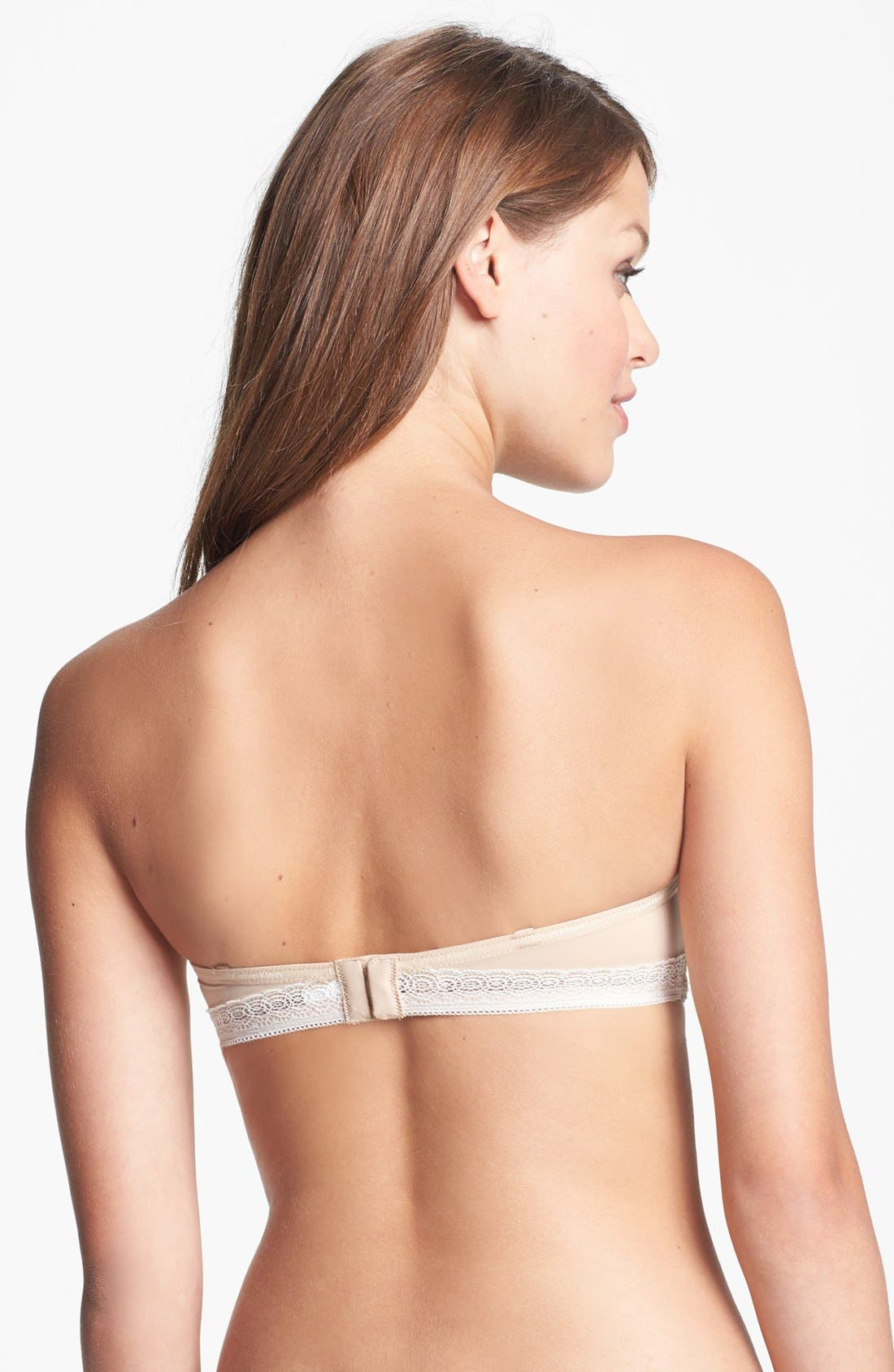 Alternate Image 6  - Calvin Klein 'Perfectly Fit' Convertible Bandeau Bra