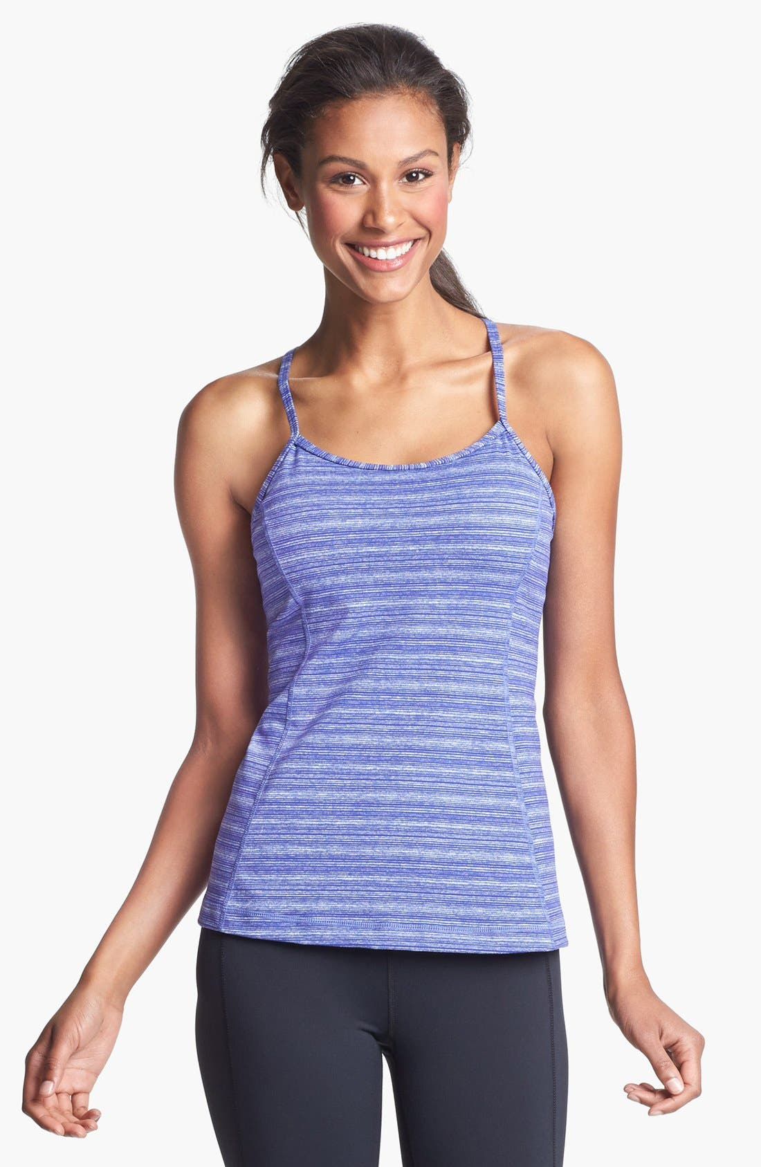Main Image - Under Armour 'StrappyLux' Tank