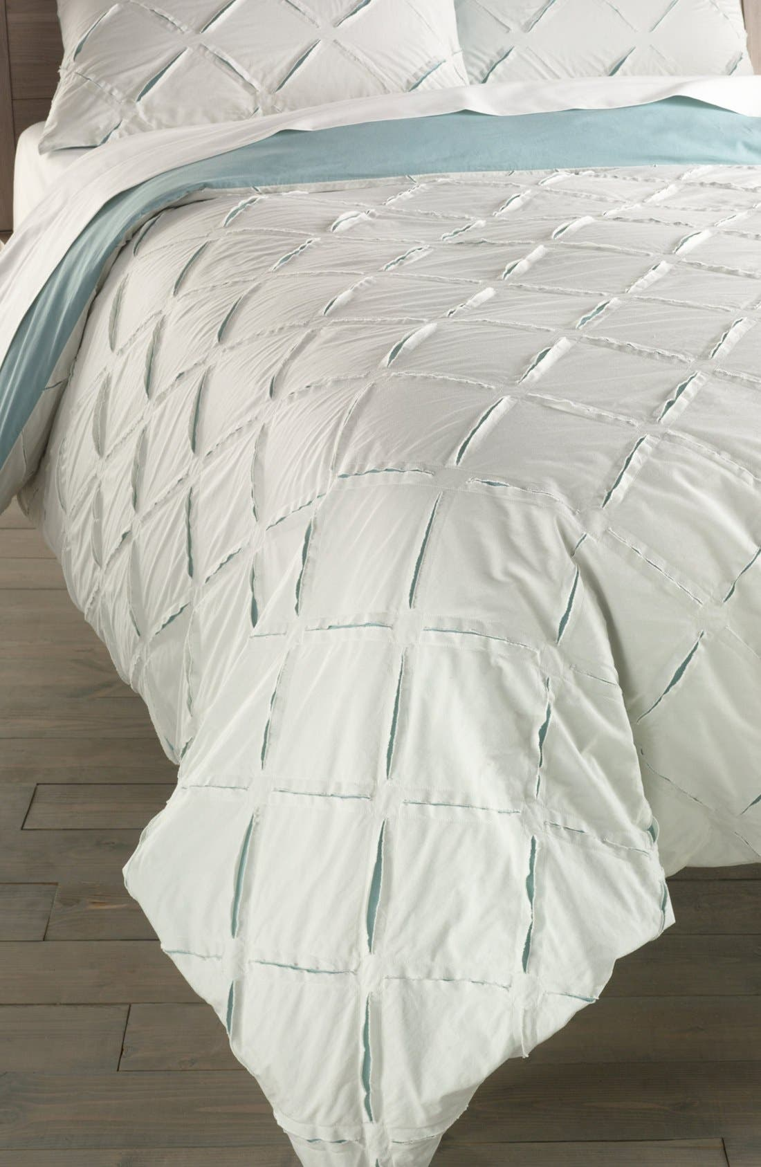 Alternate Image 1 Selected - Nordstrom at Home 'Cutting Edge' Duvet Cover