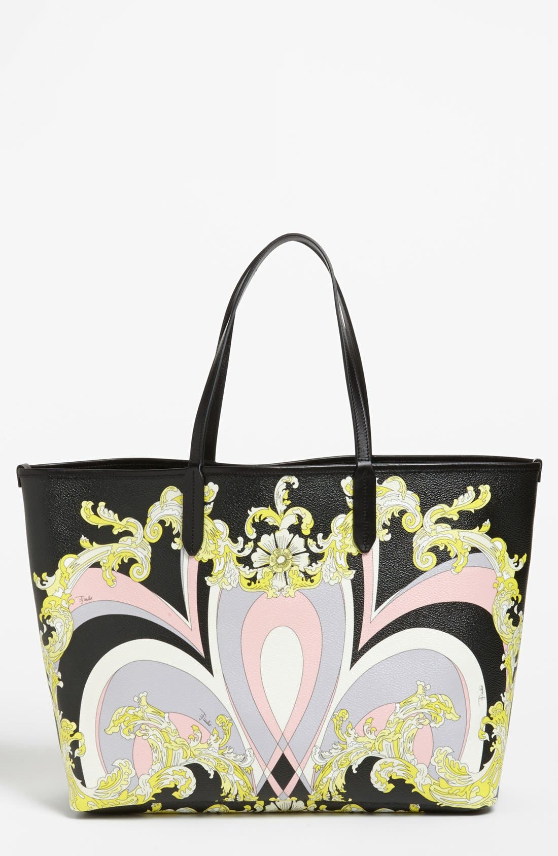 Alternate Image 1 Selected - Emilio Pucci 'Large' Shopping Tote