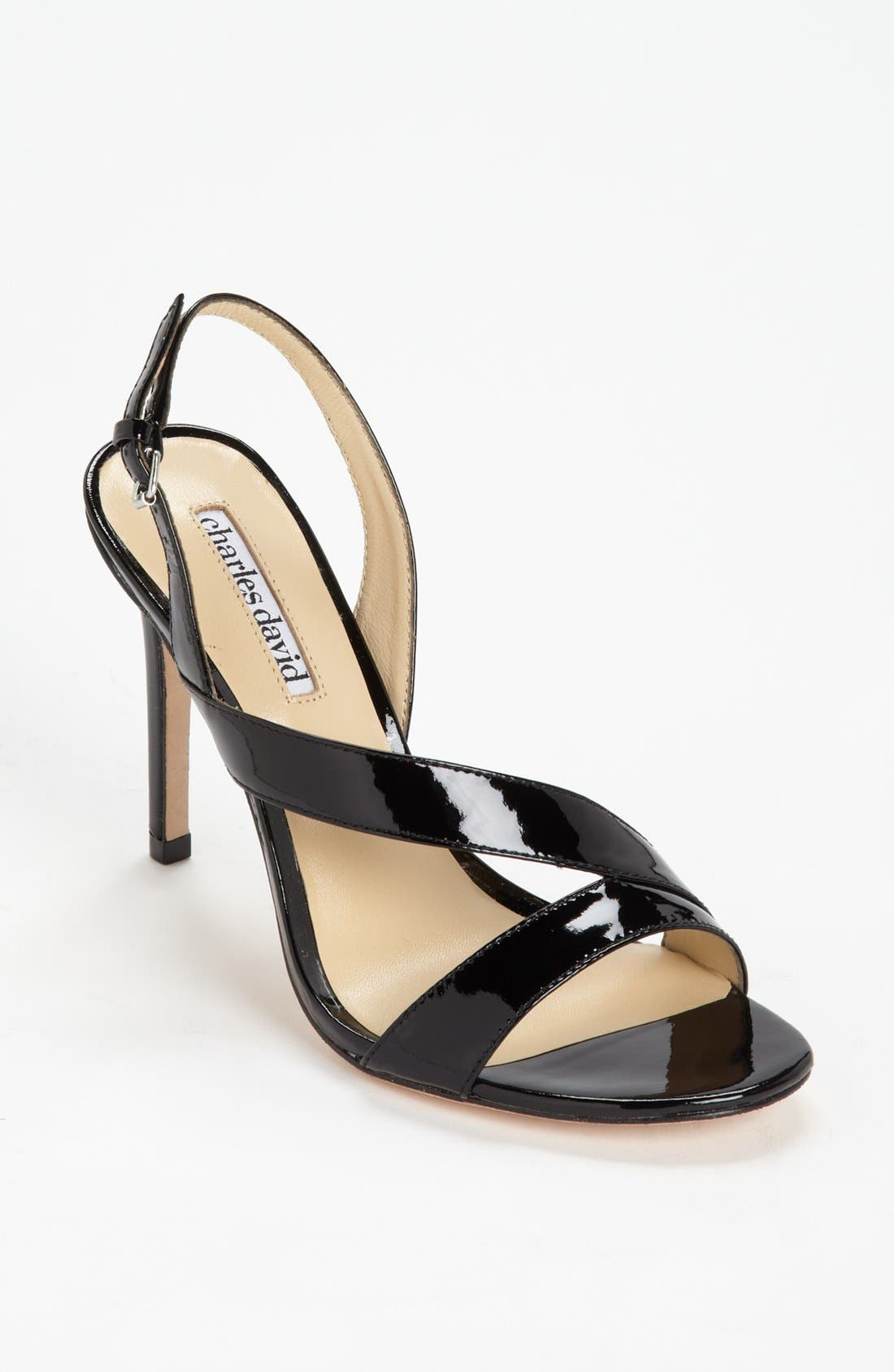 Alternate Image 1 Selected - Charles David 'Karis' Sandal (Online Only)