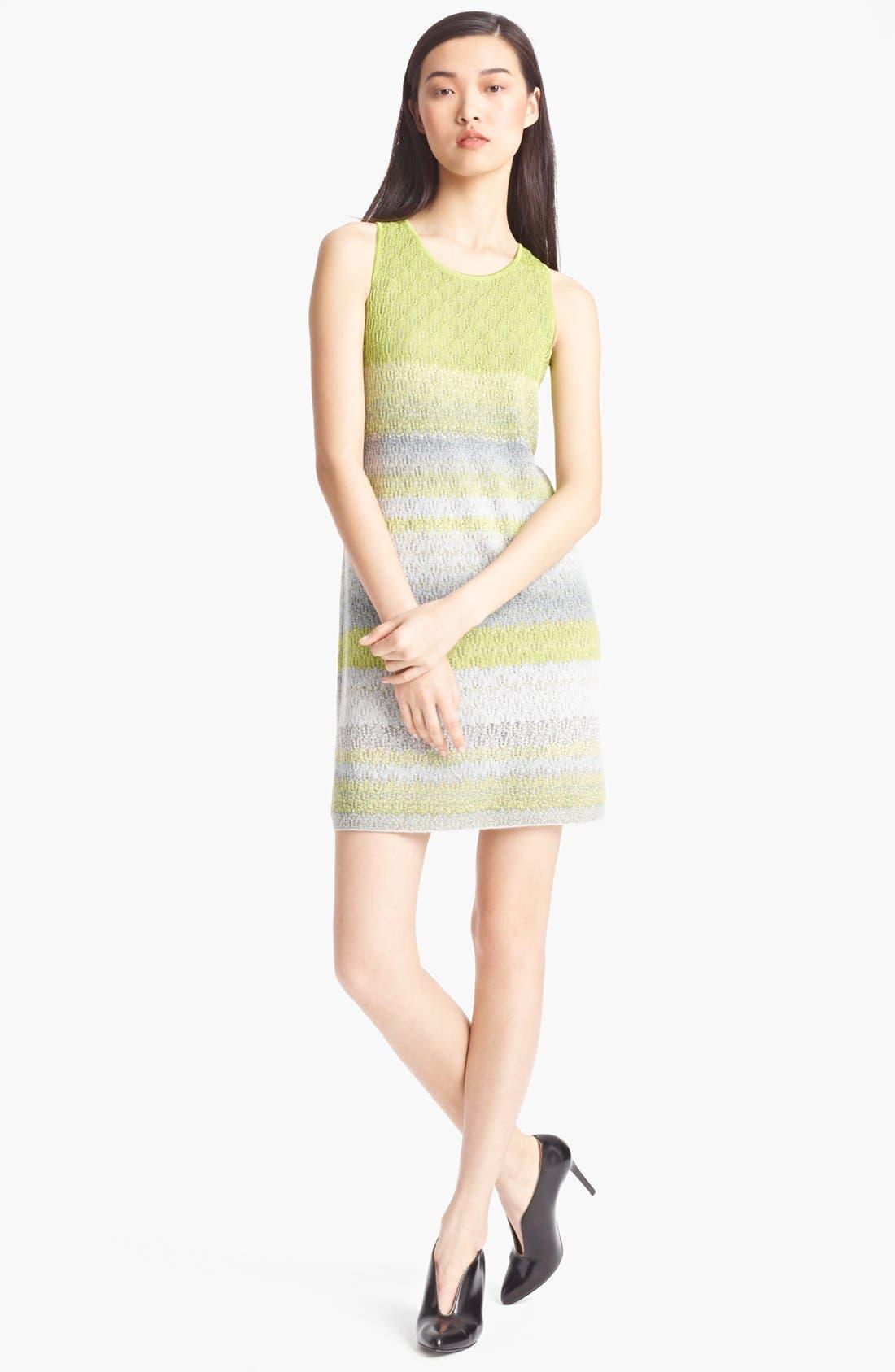Alternate Image 1 Selected - Missoni Sleeveless Knit Dress