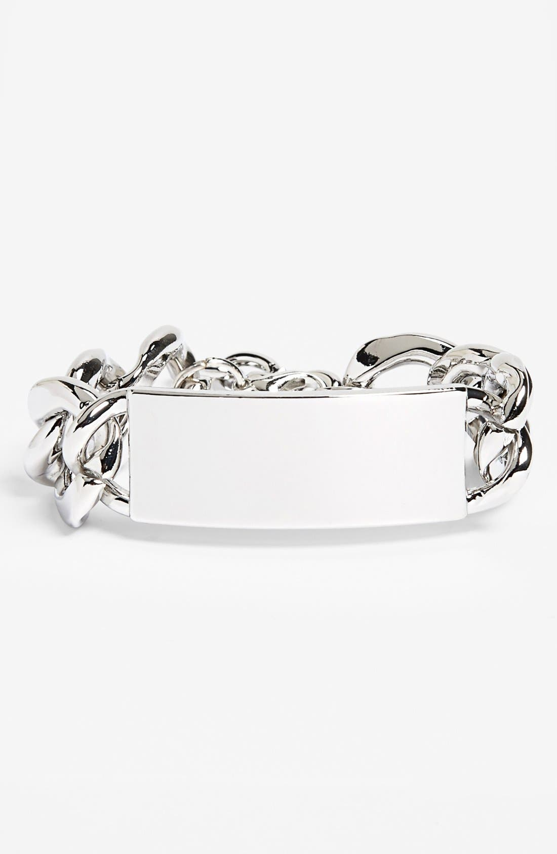 Alternate Image 1 Selected - BP. Chunky Chain ID Bracelet (Juniors)