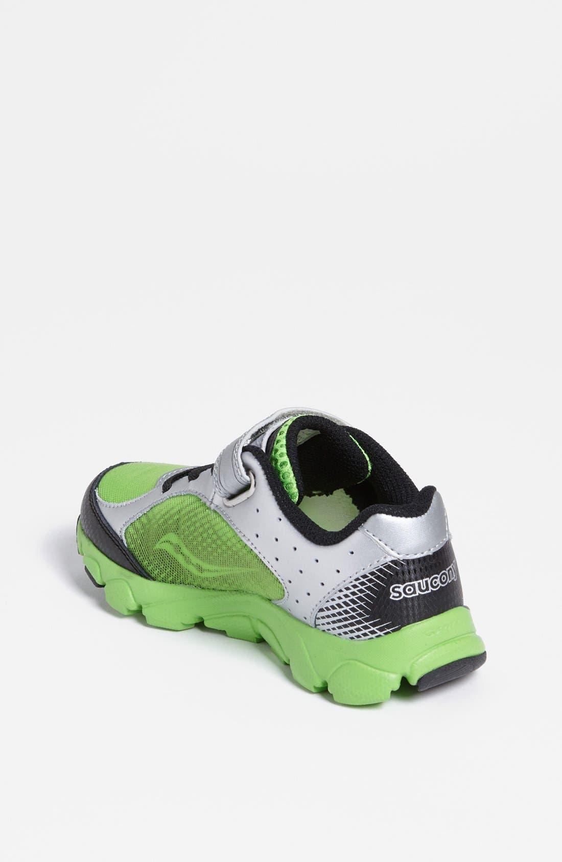 Alternate Image 2  - Saucony 'Virrata' Sneaker (Toddler & Little Kid)