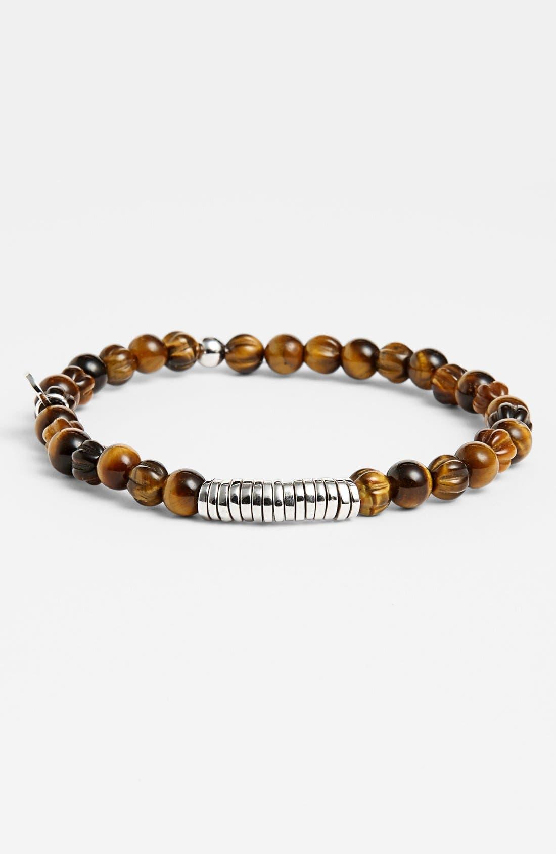 Alternate Image 1 Selected - Tateossian Bead Bracelet
