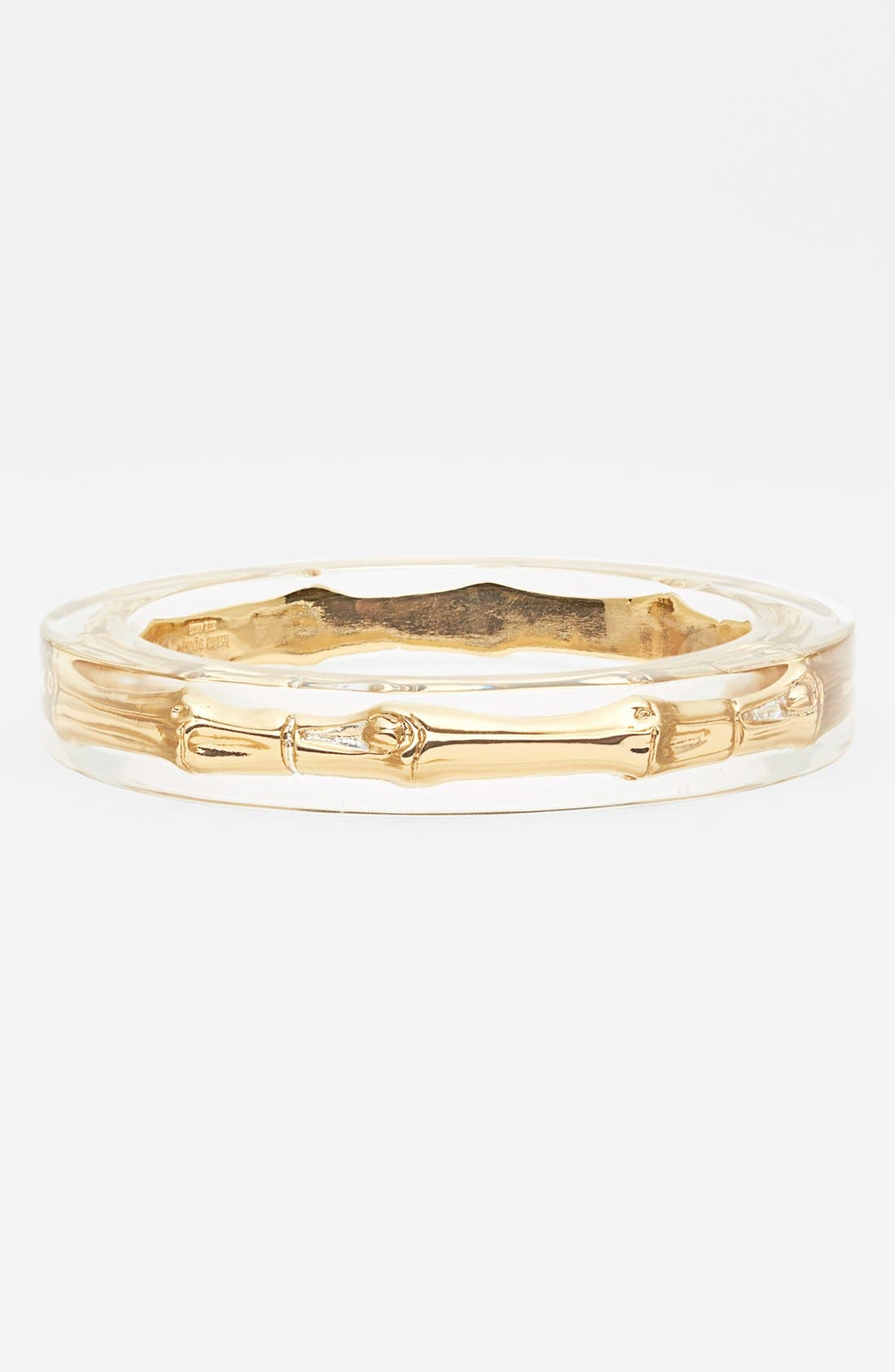 Main Image - kate spade new york 'bamboo park' bangle
