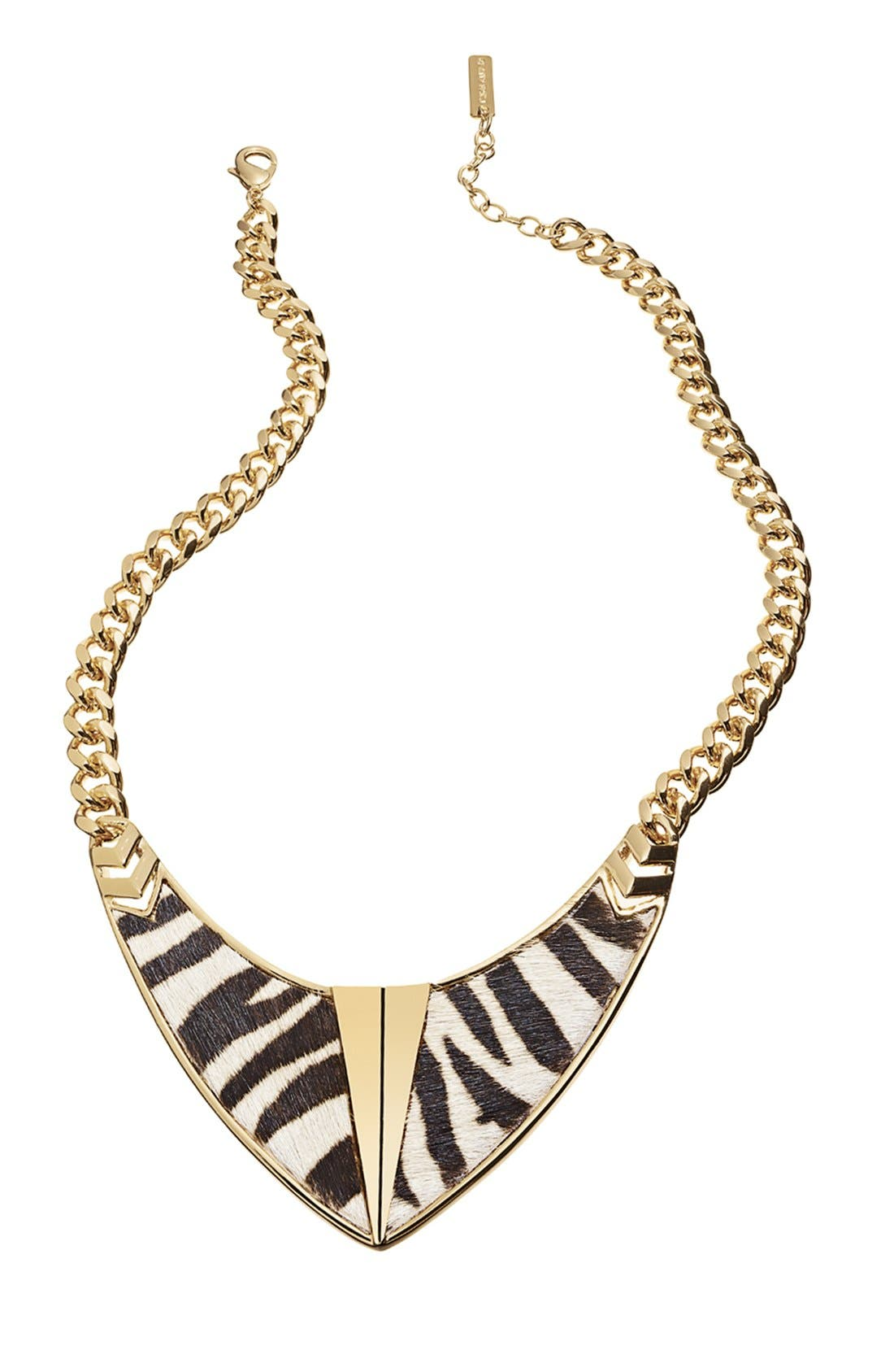 Alternate Image 2  - Vince Camuto 'Call of the Wild' Bib Necklace (Nordstrom Exclusive)