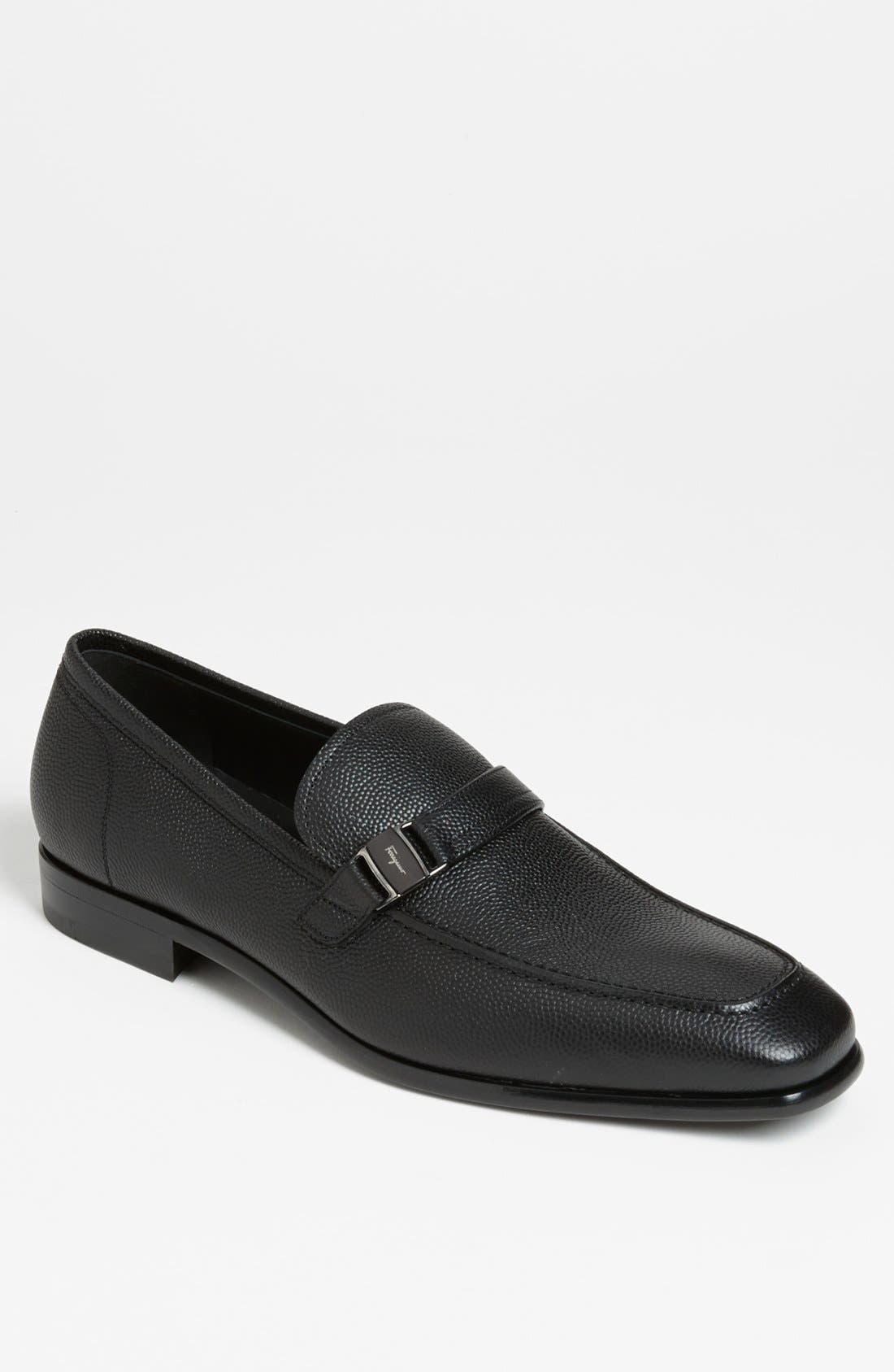 Alternate Image 1 Selected - Salvatore Ferragamo 'Svezia' Loafer