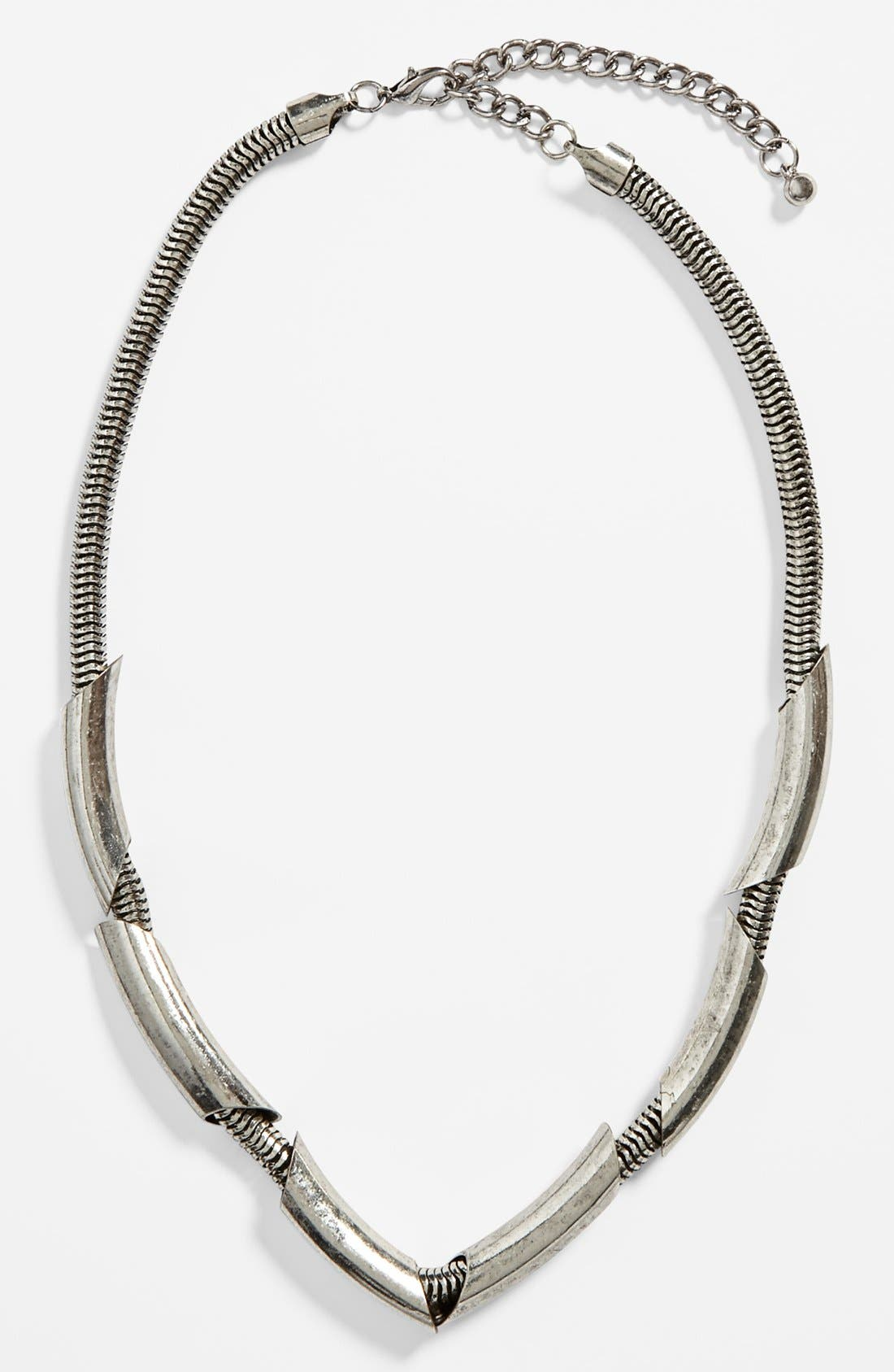 Main Image - Leith Frontal Necklace