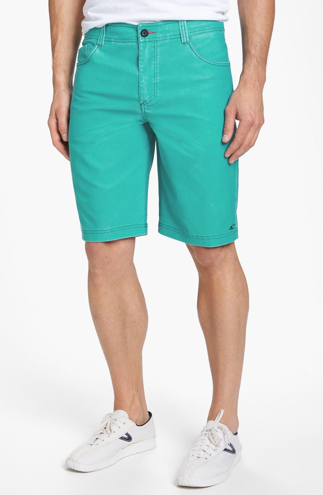 Alternate Image 1 Selected - O'Neill 'Discord' Hybrid Shorts