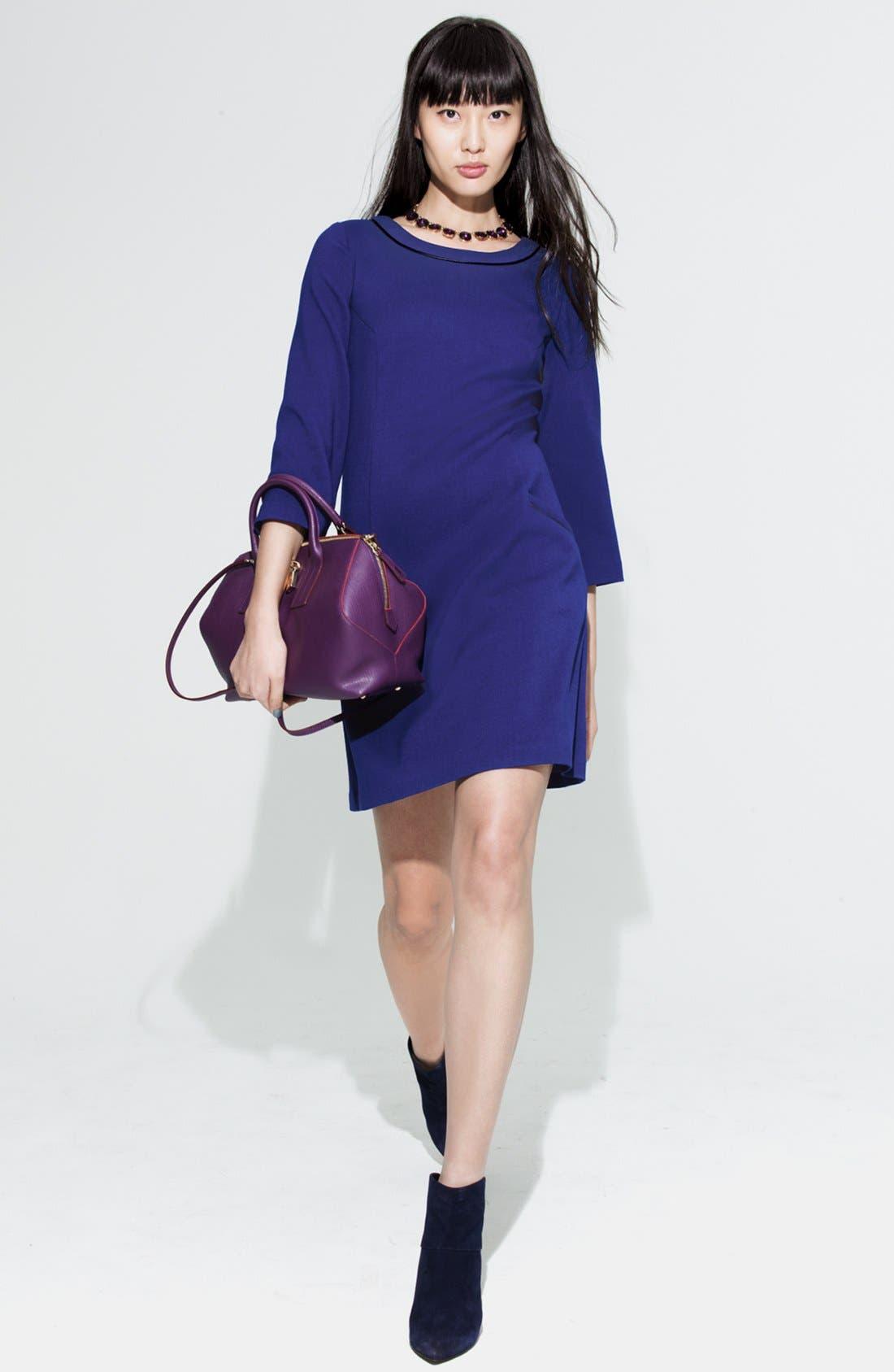 Main Image - Eliza J Shift Dress & Accessories