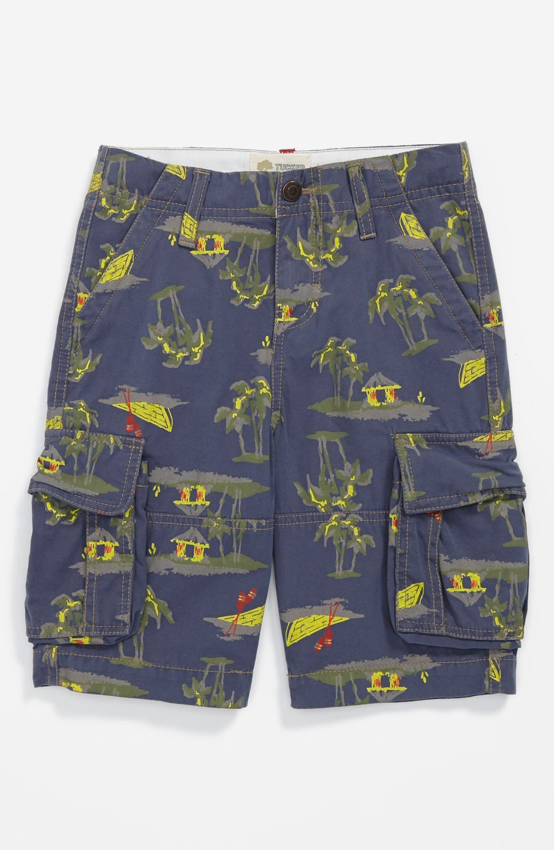 Main Image - Tucker + Tate Cargo Shorts (Big Boys)