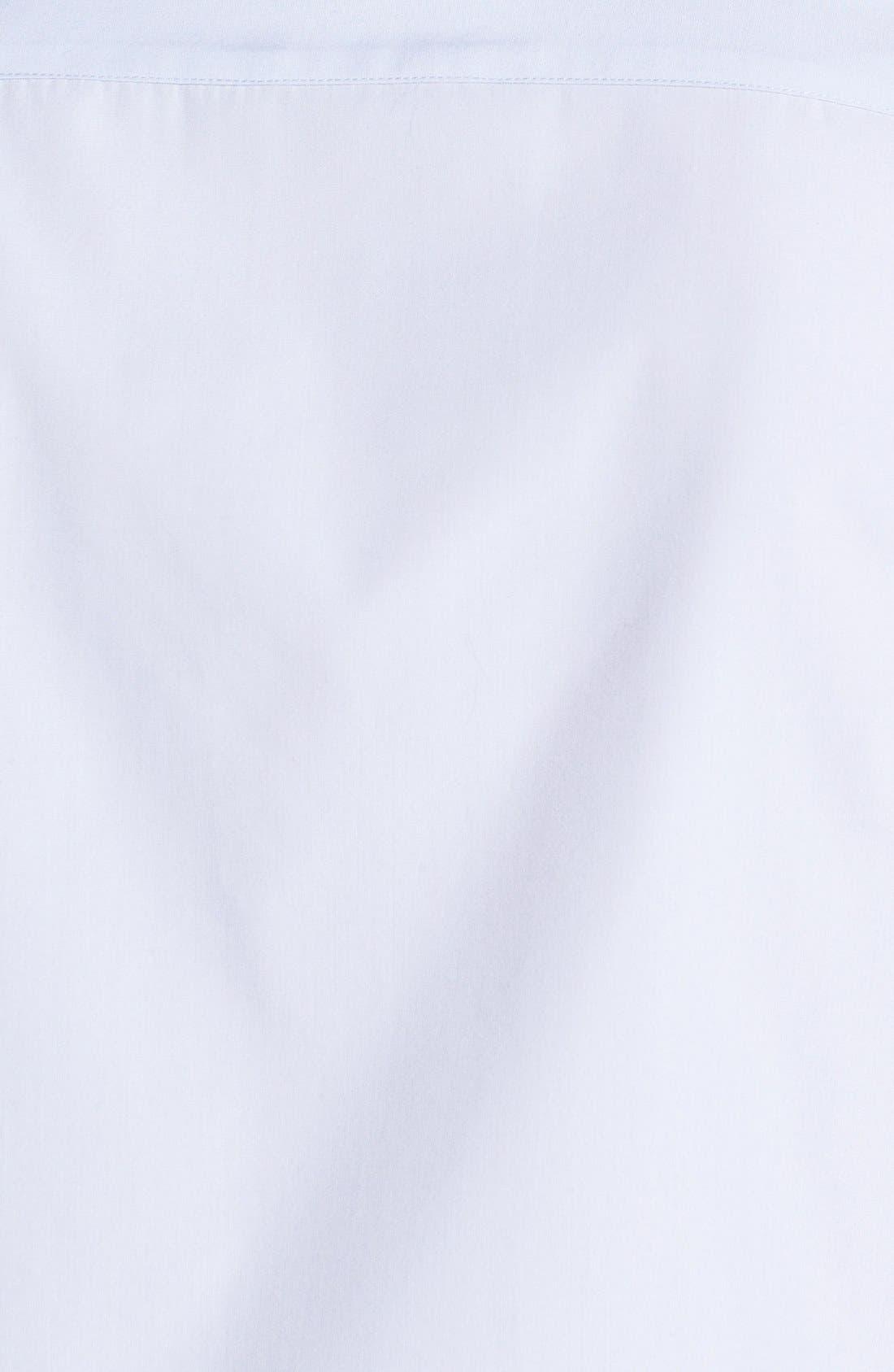 Alternate Image 3  - Topman Contrast Trim Shirt