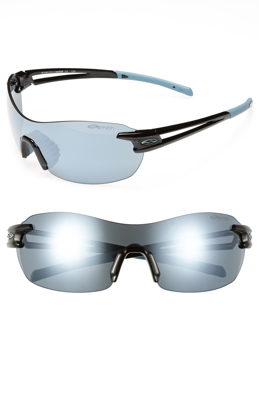 Alternate Image 1 Selected - Smith 'PivLock™ V90 Max' 140mm Sunglasses