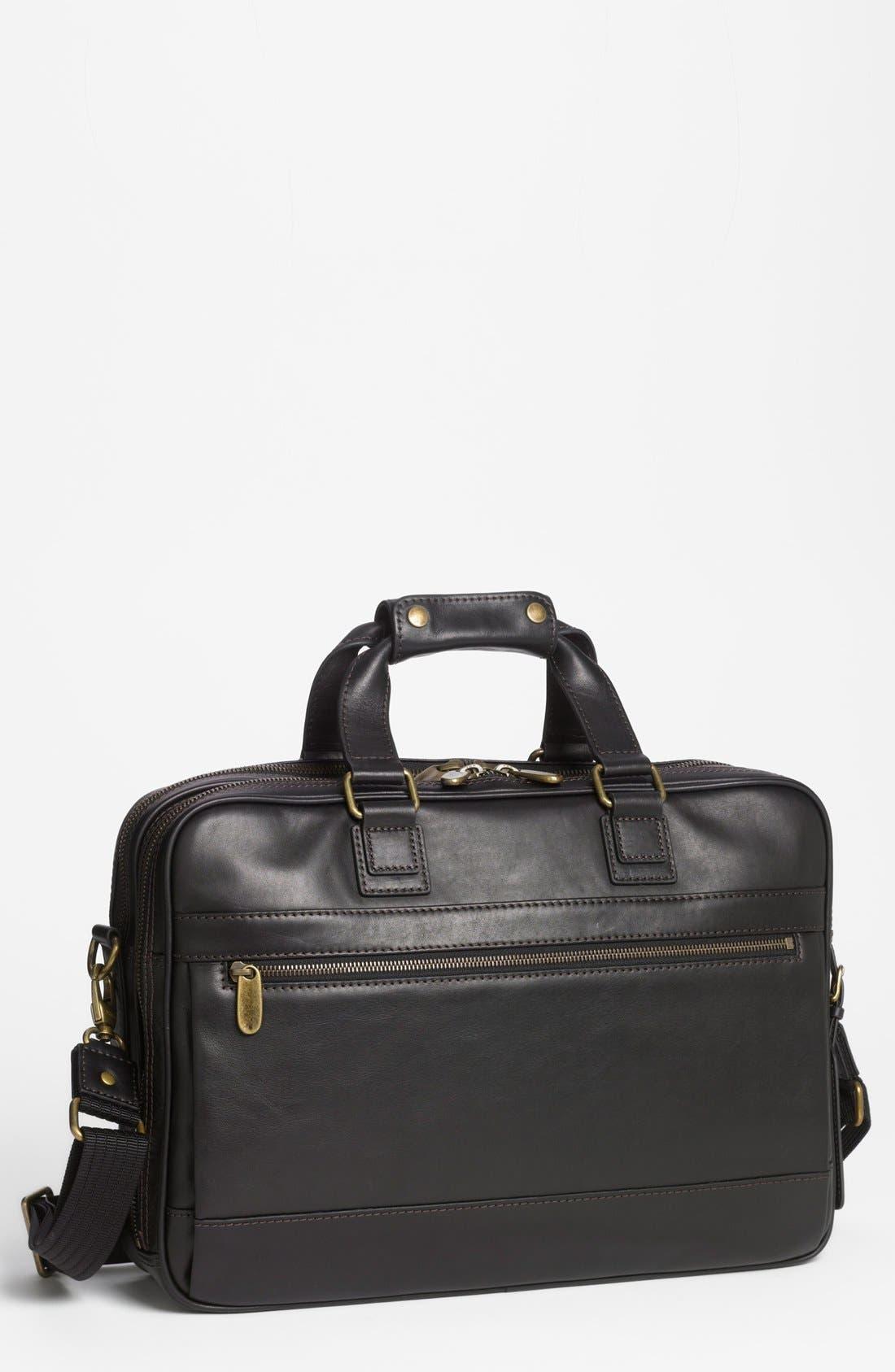 Alternate Image 1 Selected - Bosca 'Stringer' Briefcase