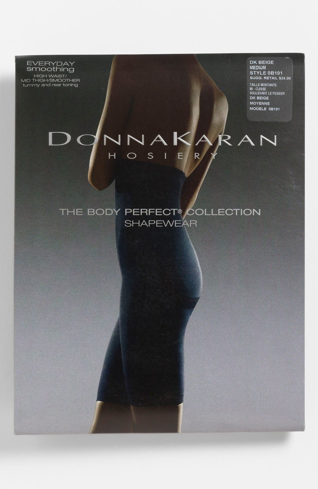 Alternate Image 4  - Donna Karan 'The Body Perfect' High Waist Mid Thigh Shaper