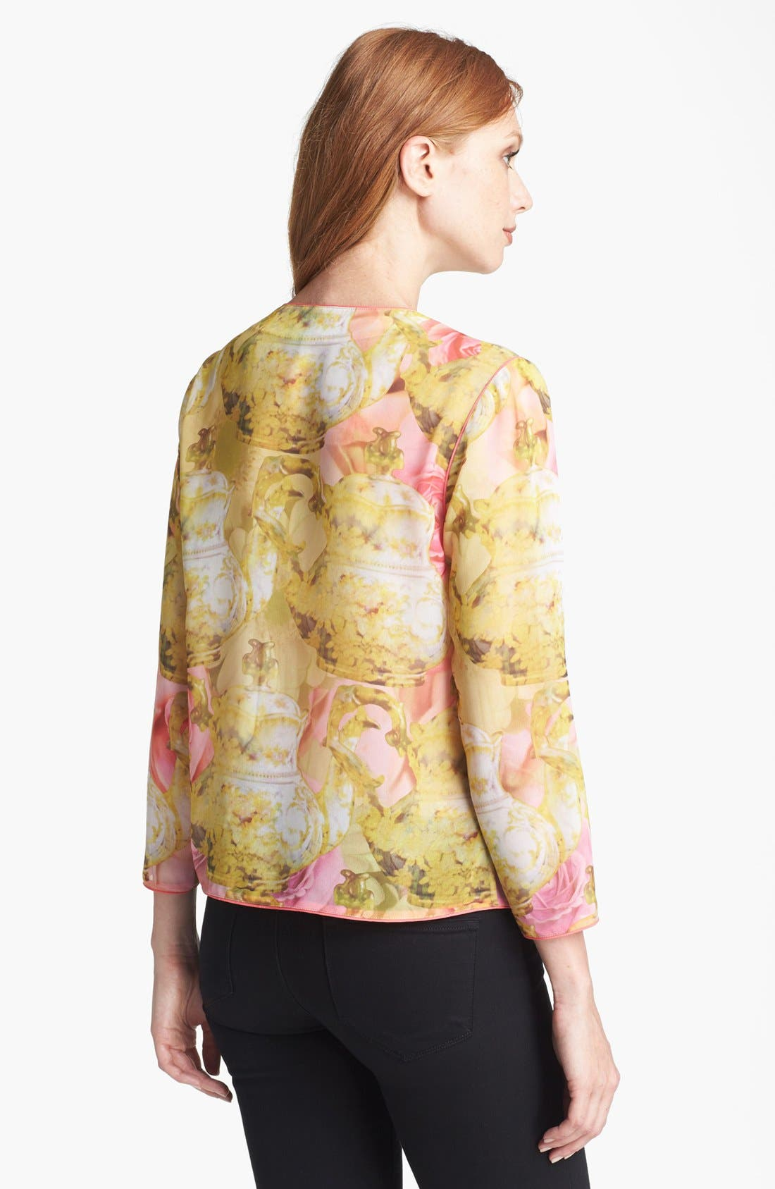 Alternate Image 2  - Ted Baker London 'Rubea - Tea Party' Print Shirt