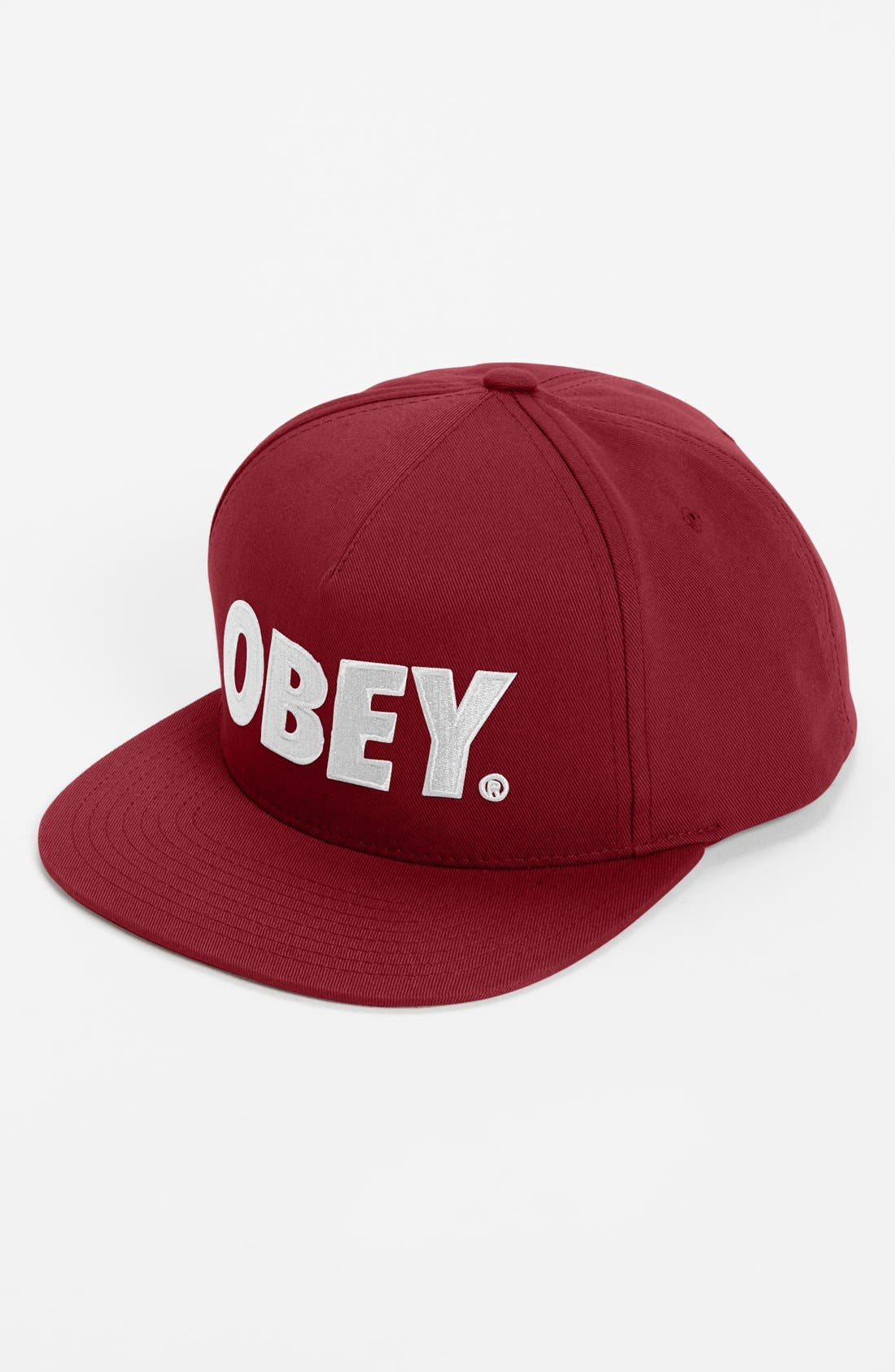 Alternate Image 1 Selected - Obey 'The City' Snapback Cap