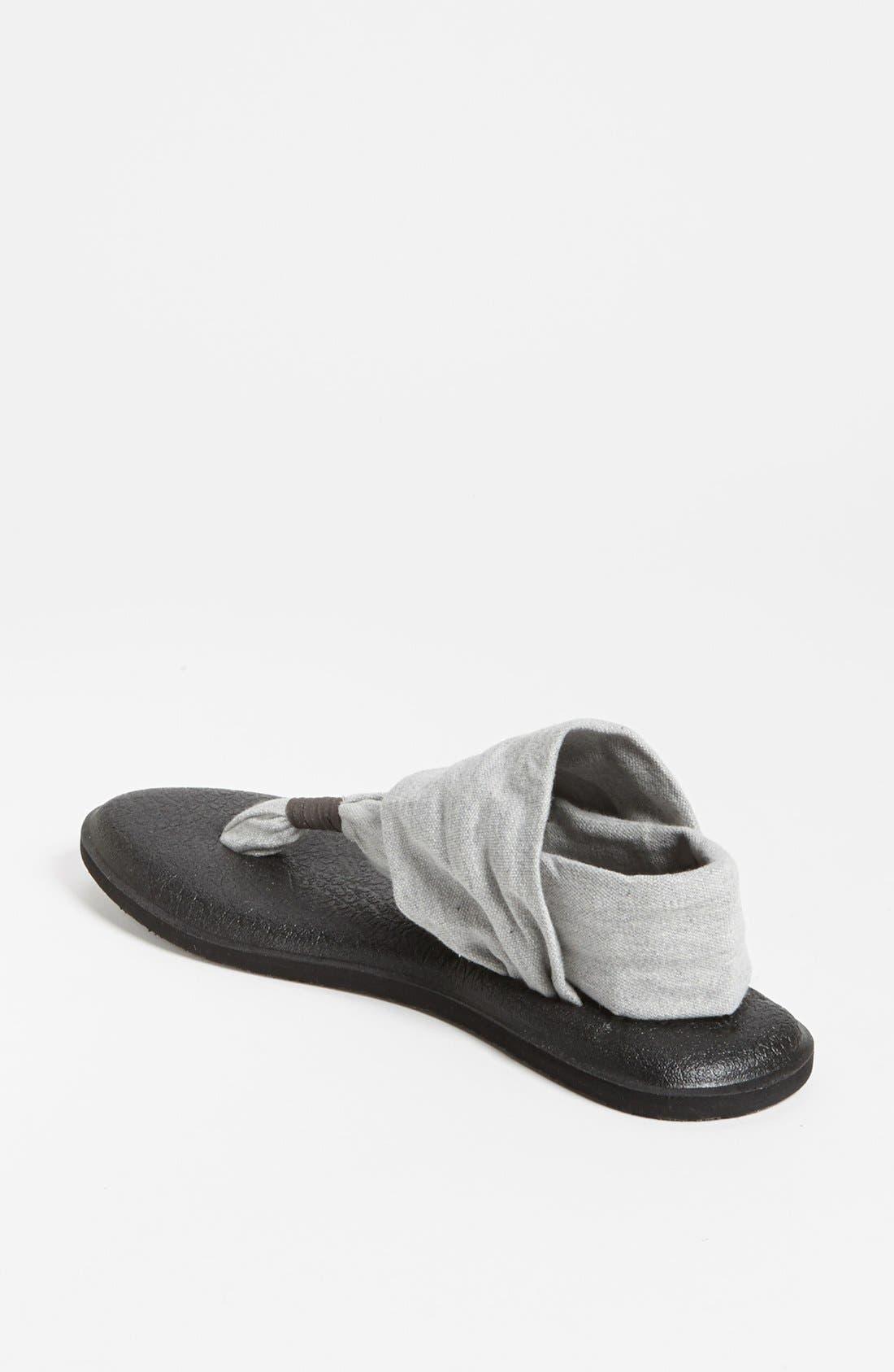 Alternate Image 2  - Sanuk 'Yoga Sling' Sandal (Women)