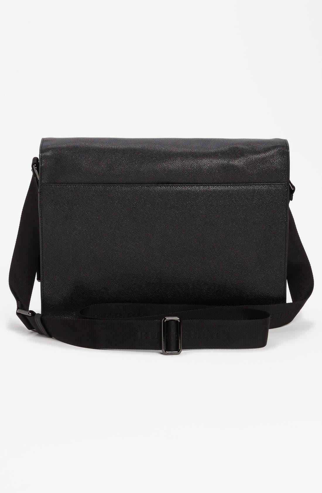 Alternate Image 2  - Burberry 'Rivendale' Leather Messenger Bag