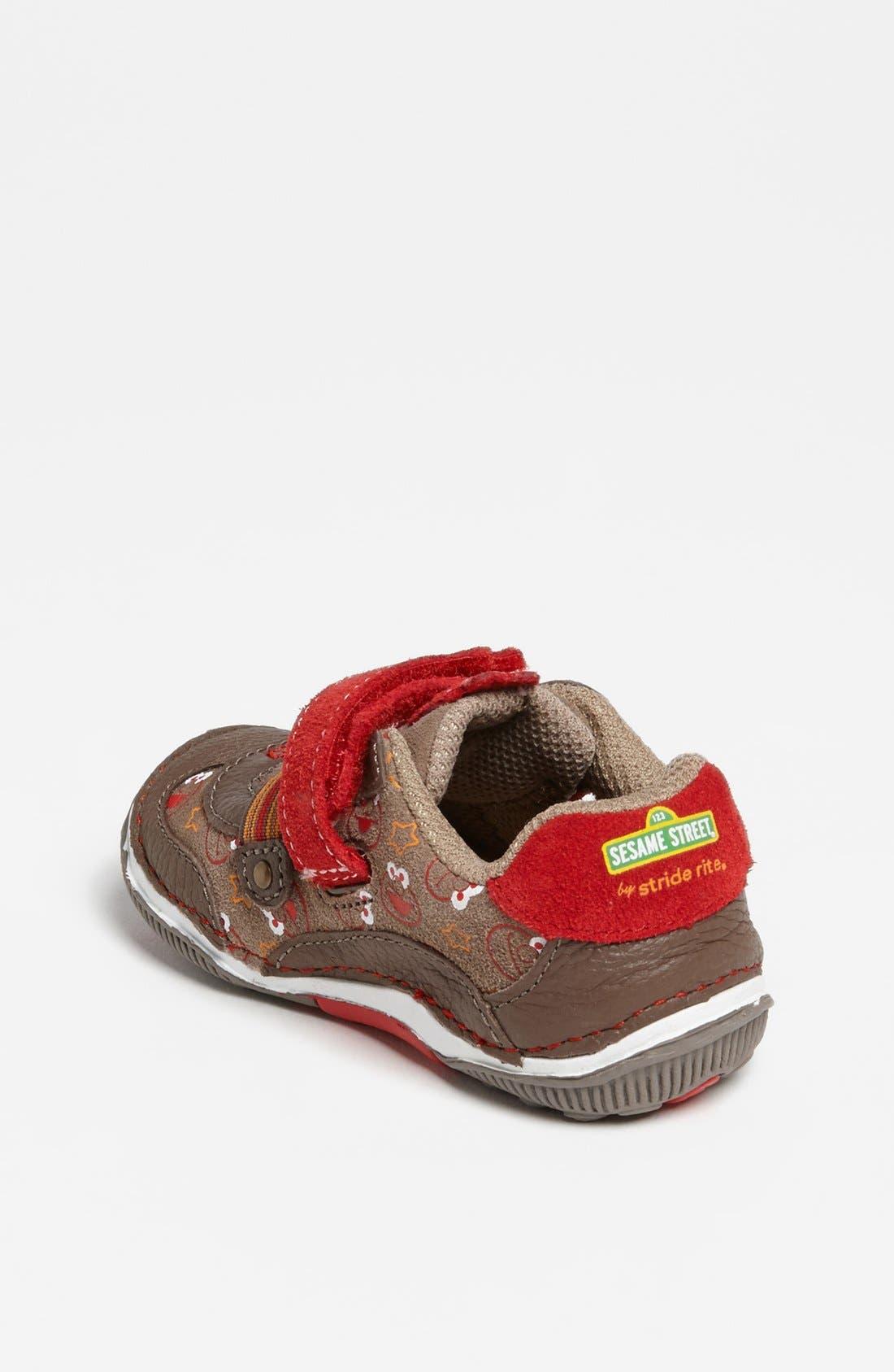 Alternate Image 2  - Stride Rite ' Embracers™ - Elmo™' Sneaker (Baby, Walker & Toddler)