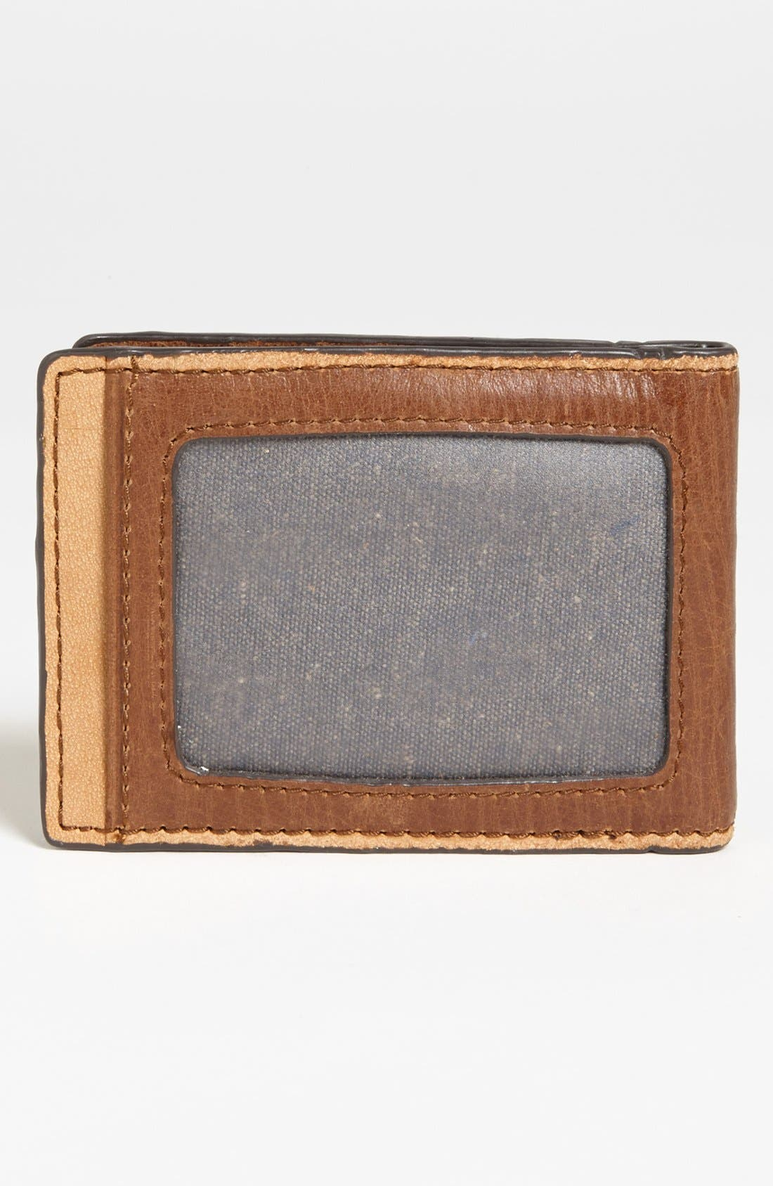 Alternate Image 3  - Fossil 'Nolan' Money Clip Wallet