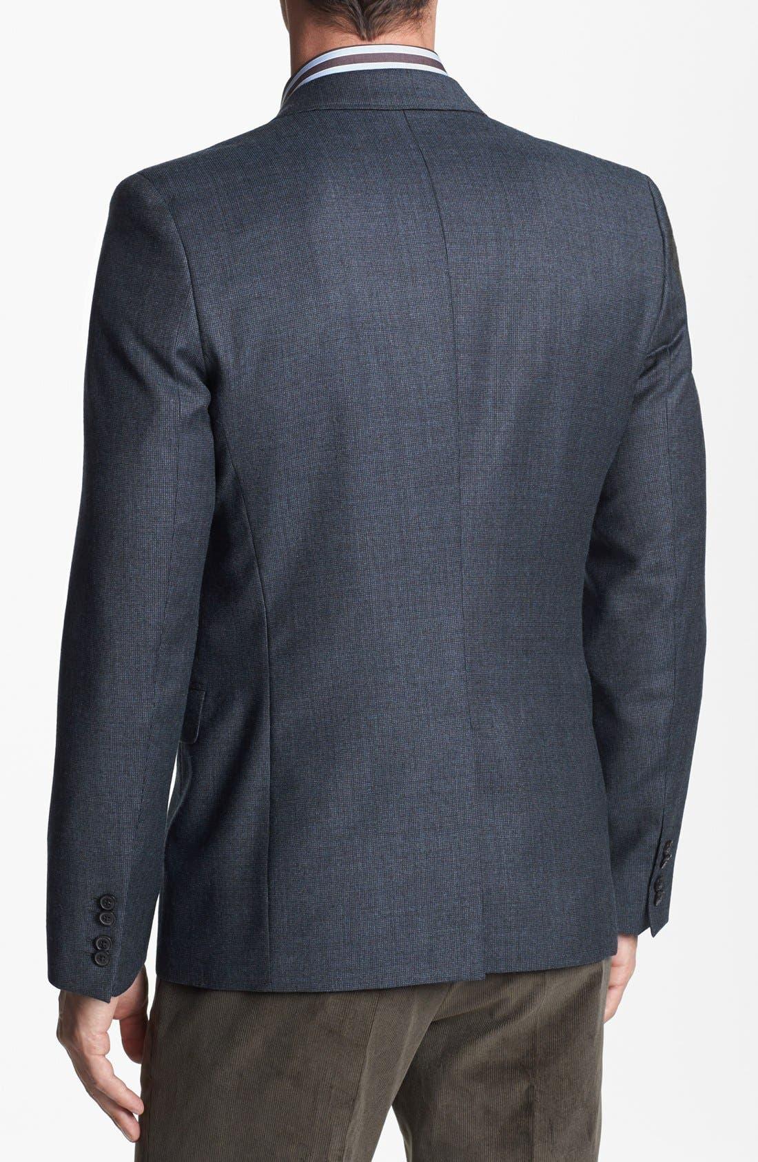 Alternate Image 3  - HUGO 'Aeris' Extra Trim Fit Sportcoat