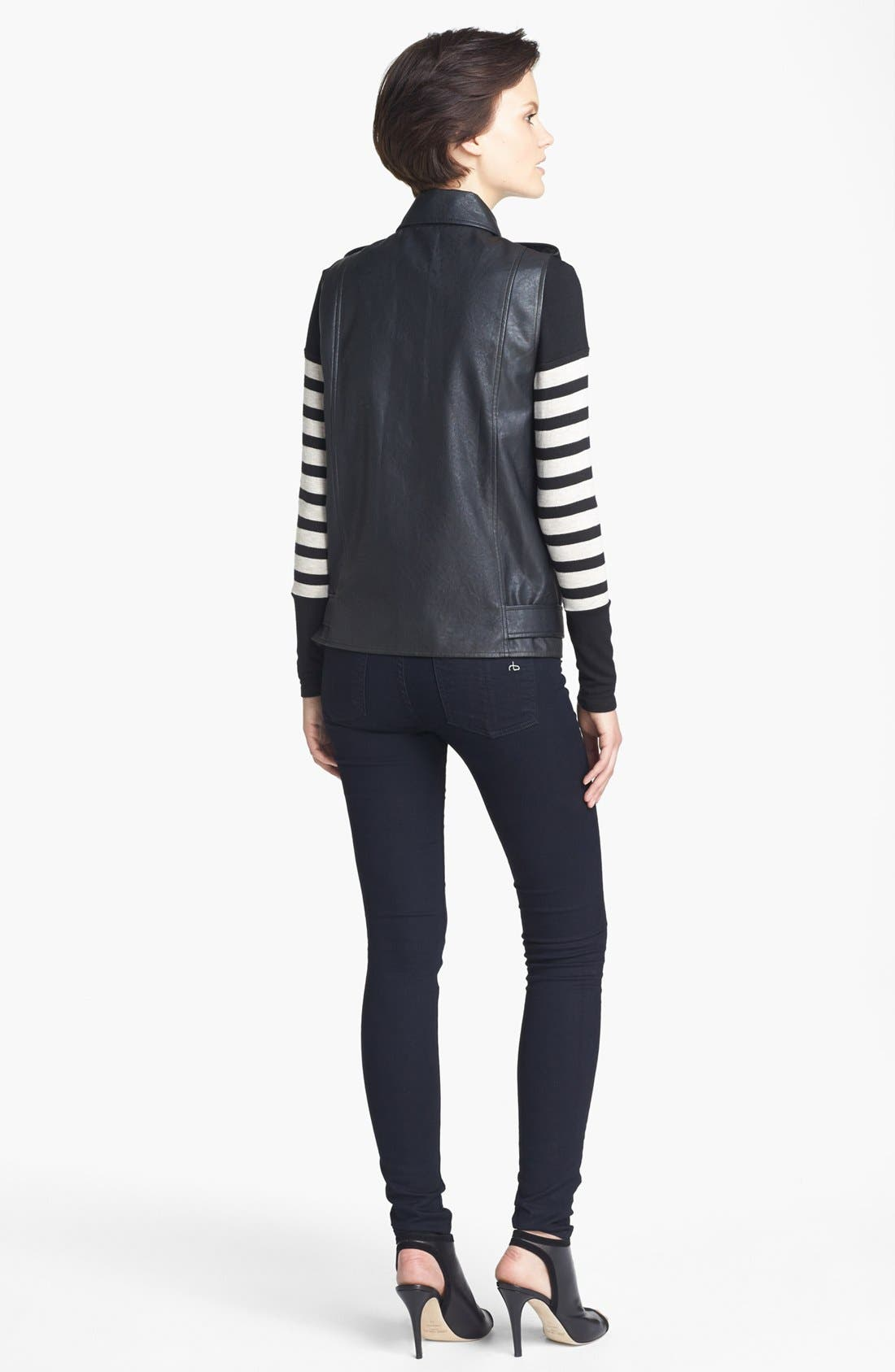 Alternate Image 4  - Mcginn 'Hayden' Faux Leather Vest