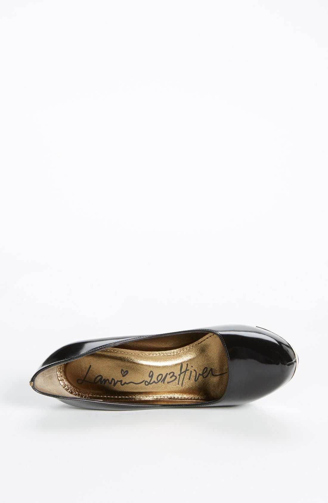 Alternate Image 3  - Lanvin Internal Platform Pump