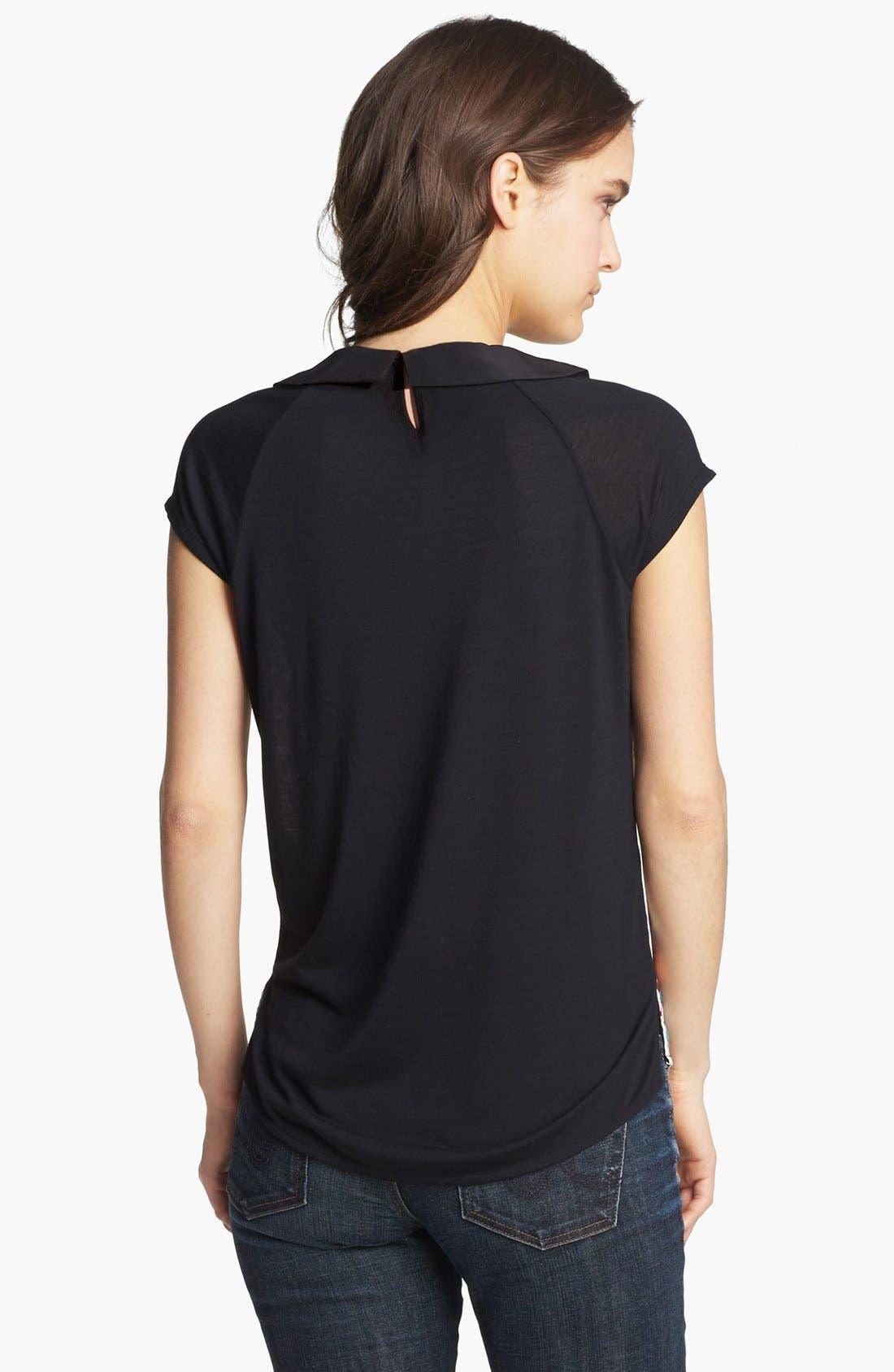 Alternate Image 2  - Hinge® Embellished Collar Top
