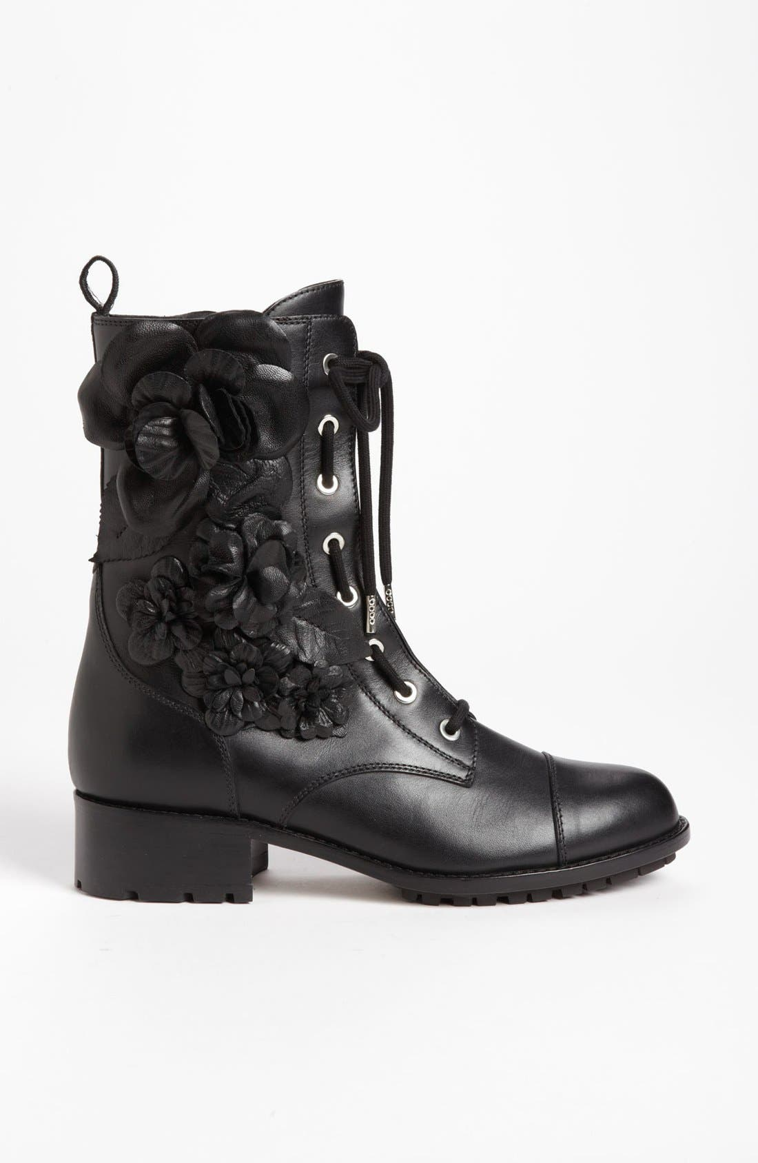 Alternate Image 4  - Valentino 'Tecno Couture' Combat Boot