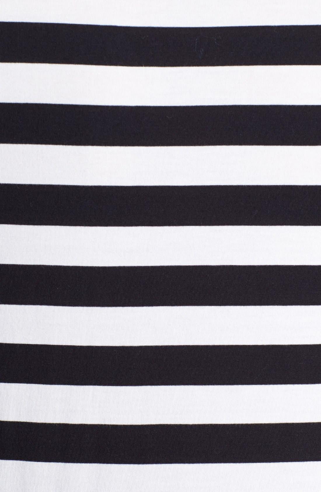 Alternate Image 3  - Burberry Brit 'Hume' Stripe T-Shirt