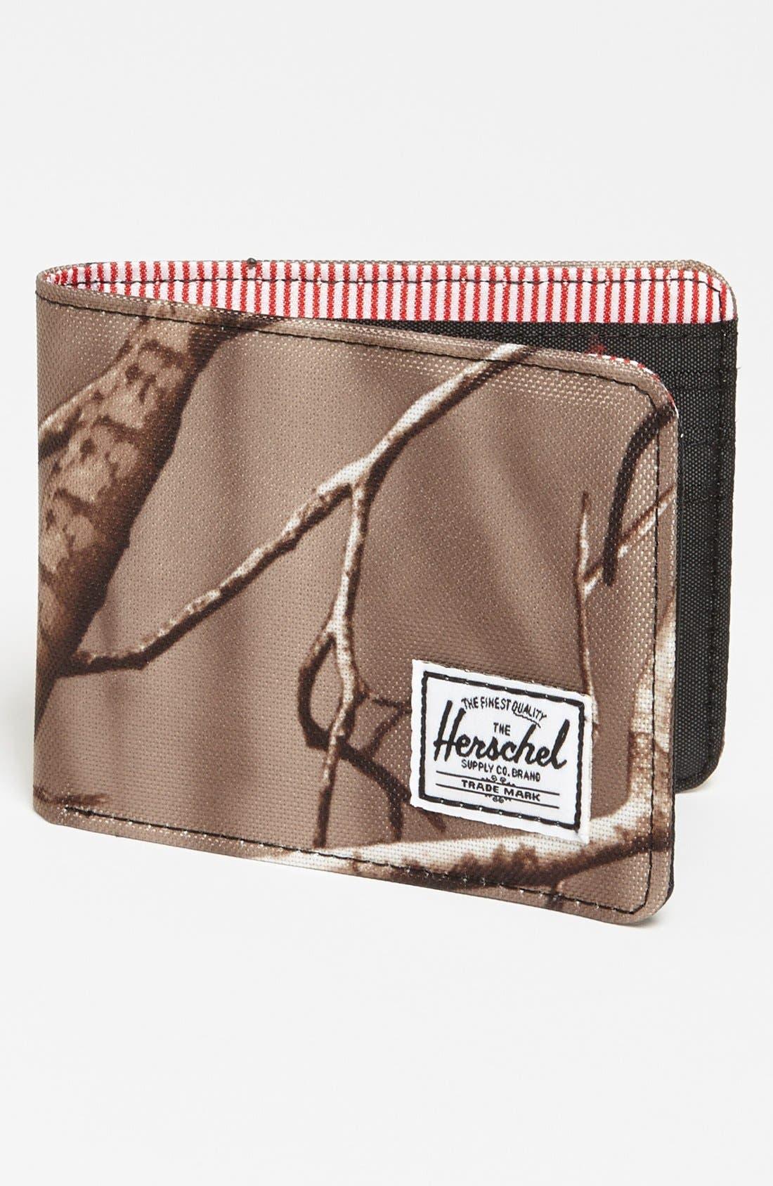 Alternate Image 1 Selected - Herschel Supply Co. 'Hank' Bifold Wallet