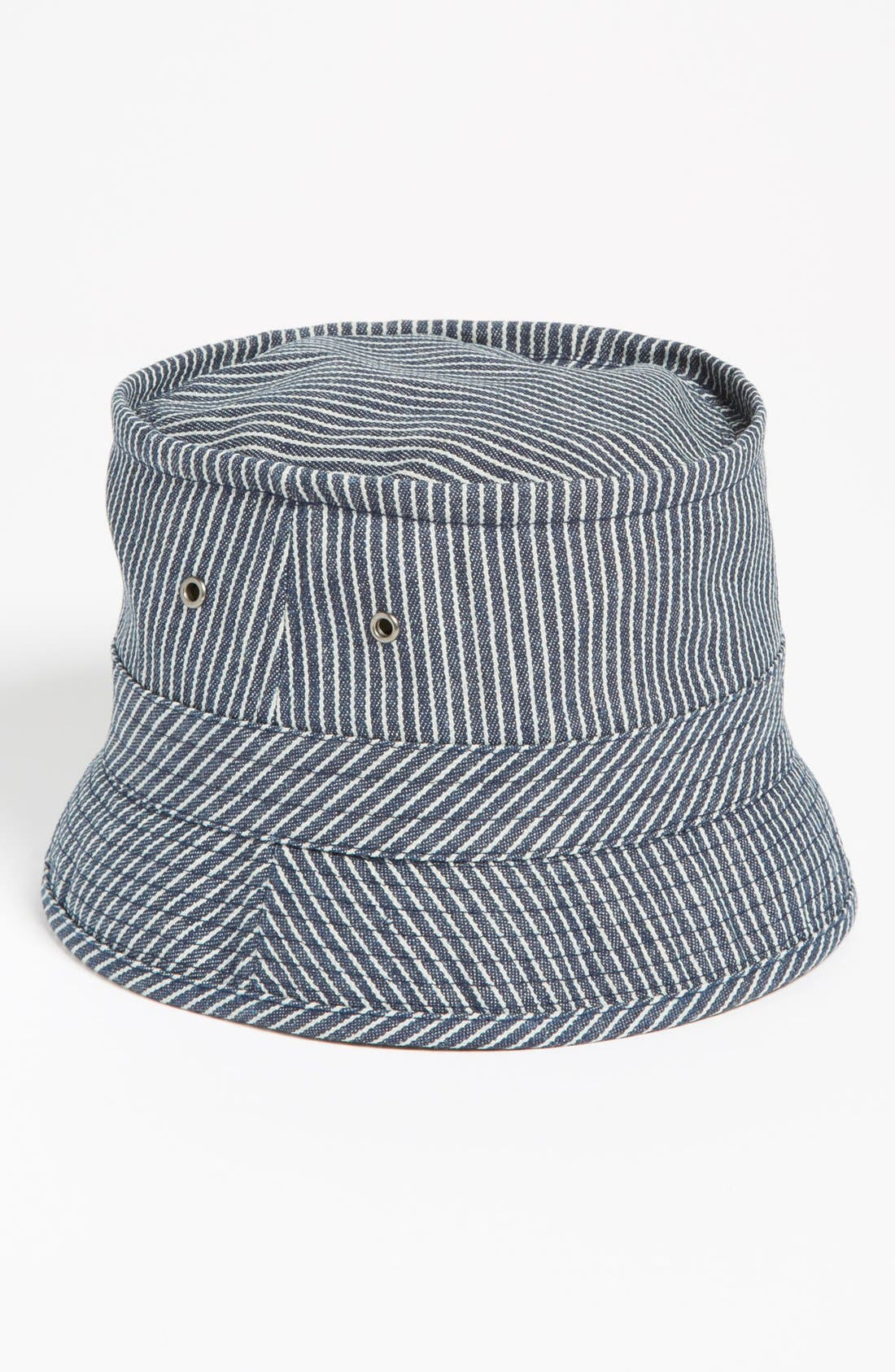 Alternate Image 1 Selected - The Accessory Collective Bucket Hat (Big Boys)