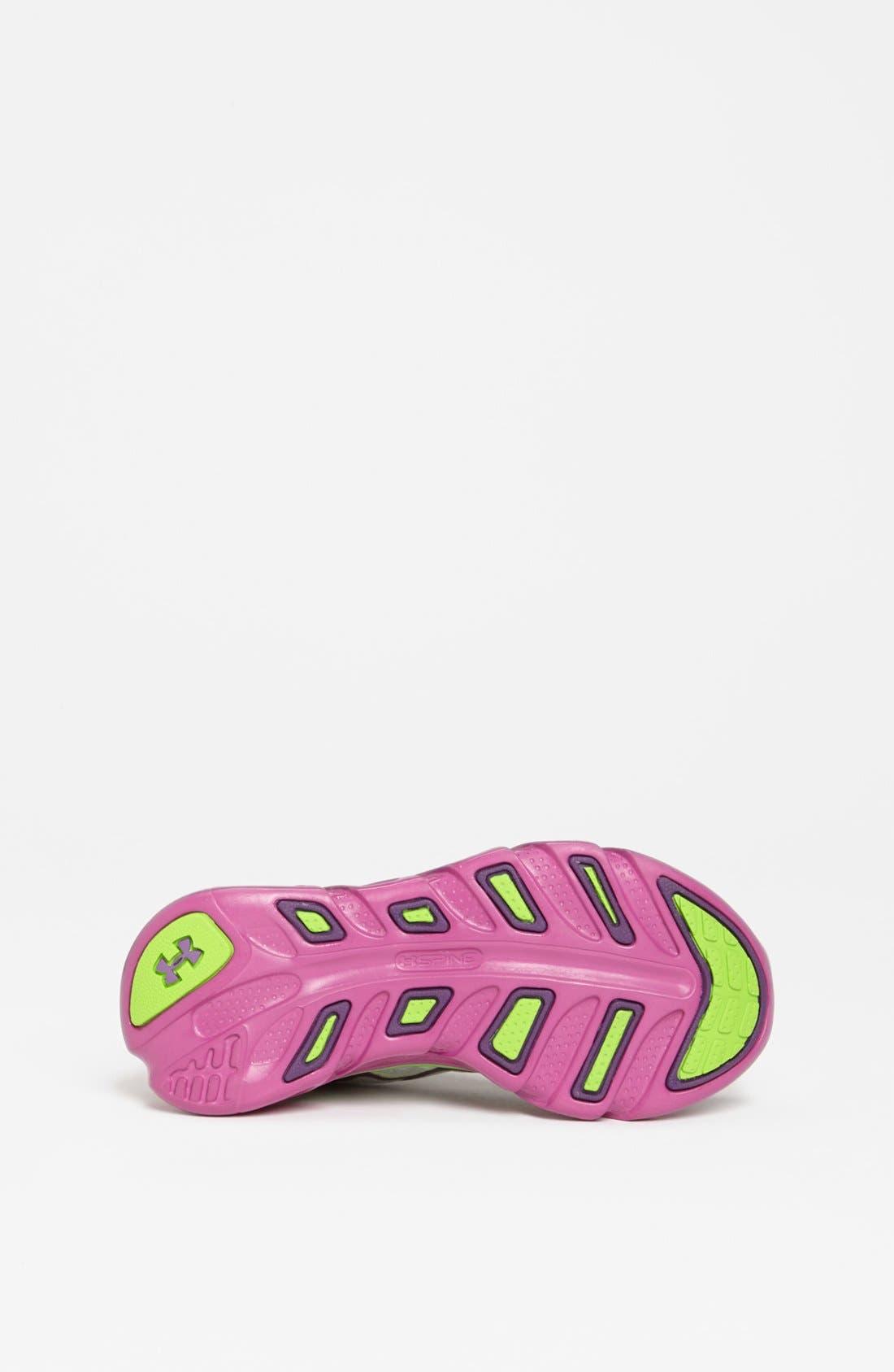 Alternate Image 4  - Under Armour 'Spine™ Vice' Athletic Shoe (Toddler, Little Kid & Big Kid)