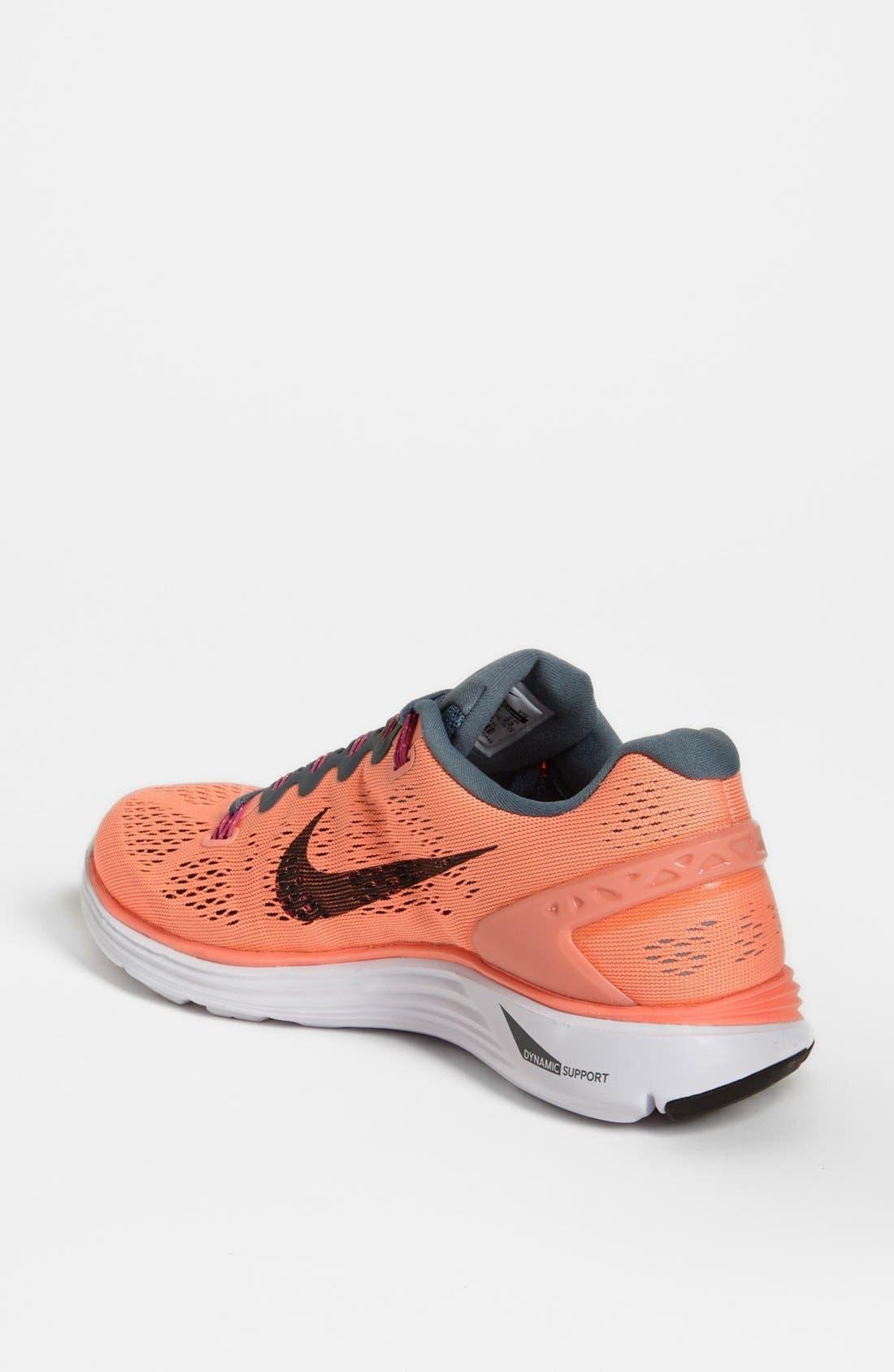 Alternate Image 2  - Nike 'LunarGlide 5' Running Shoe (Women)