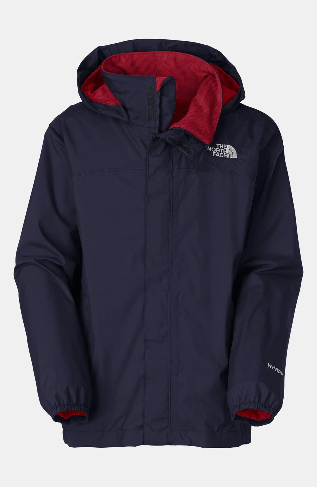 Alternate Image 1 Selected - The North Face 'Resolve' Jacket (Little Boys)