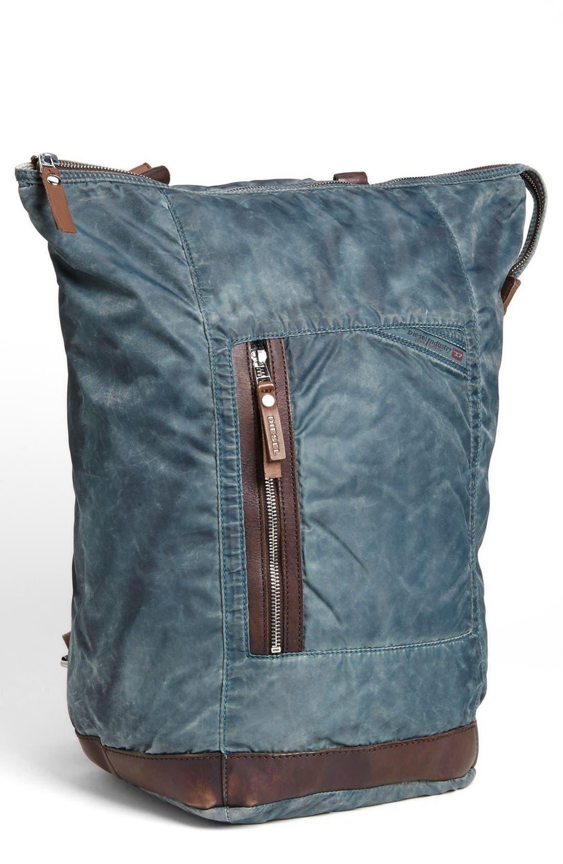 Alternate Image 1 Selected - DIESEL® 'The Brave Land' Backpack