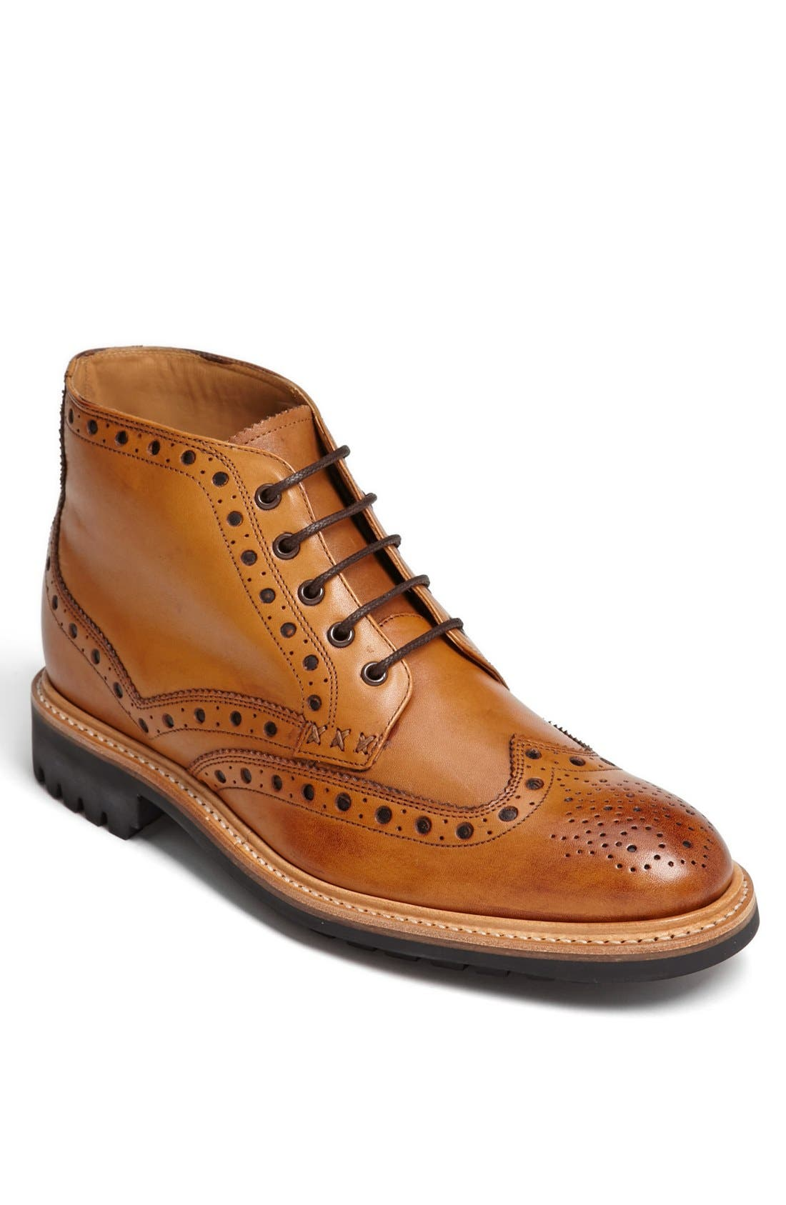 Alternate Image 1 Selected - Oliver Sweeney 'Lawshall' Wingtip Boot